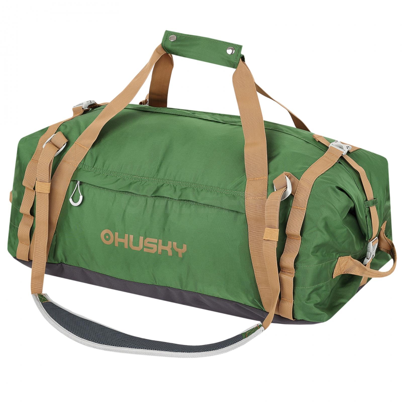 Sportovní taška HUSKY Goody 60 l - zelená