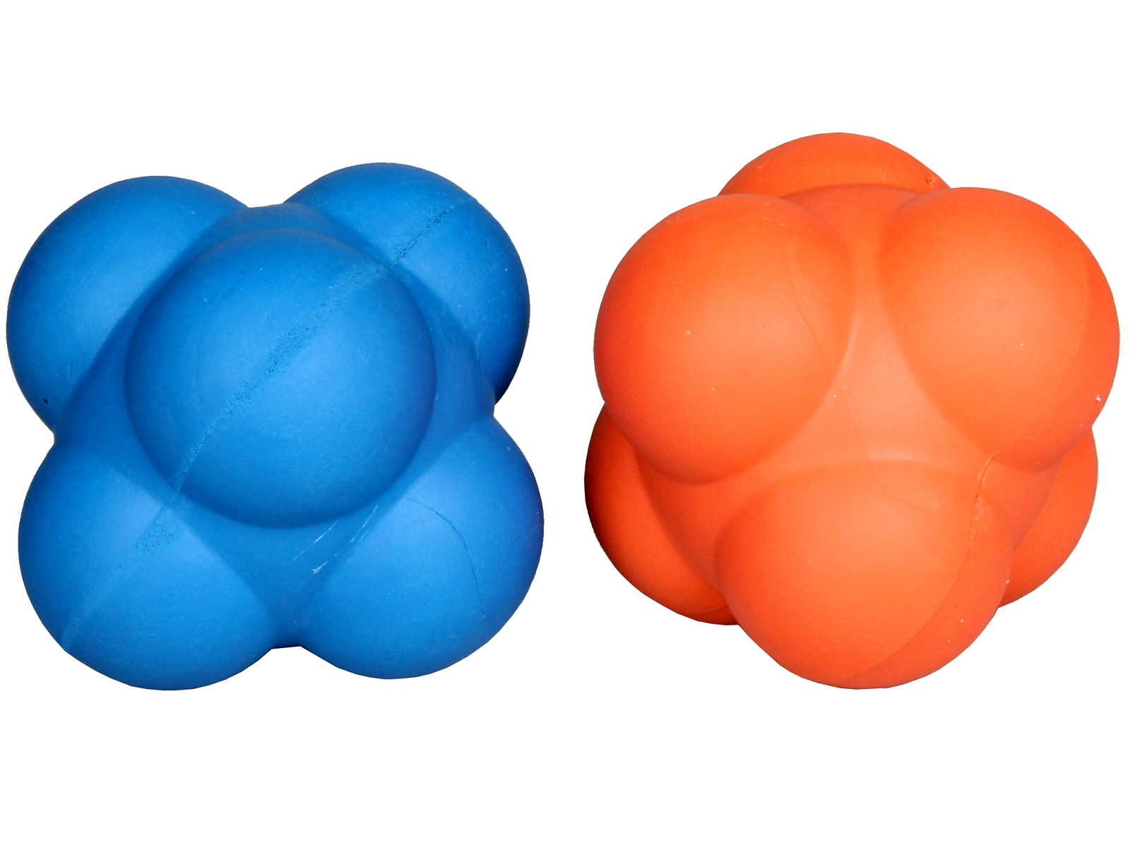 Neposlušný míč 10 cm modrý