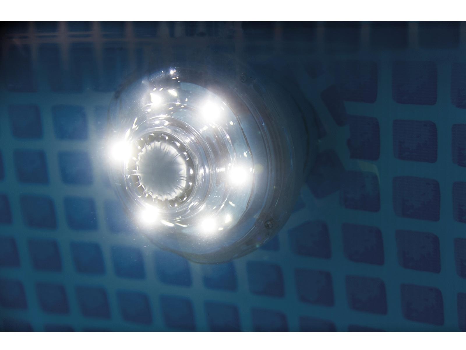 Světlo bazénové LED POOL na trysku 5/4