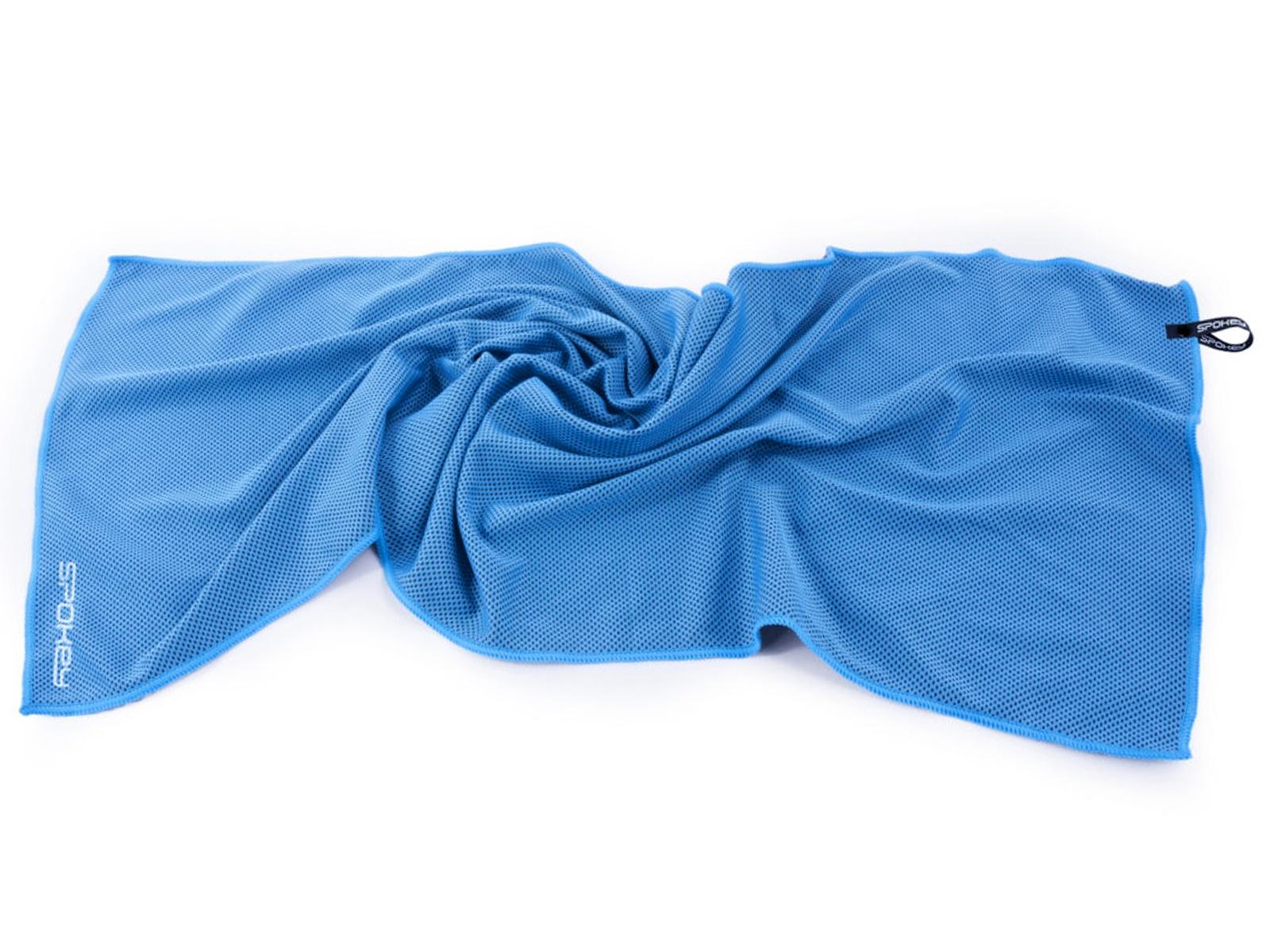 Rychleschnoucí ručník SPOKEY Cosmo 31 x 84 cm, modrý