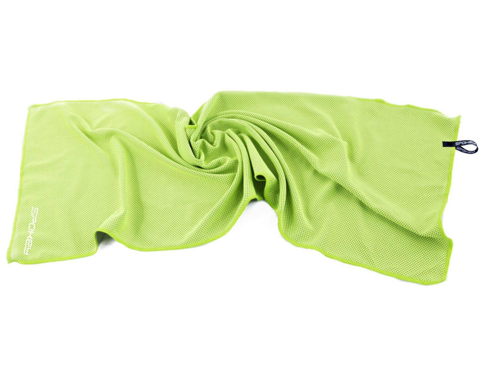 Rychleschnoucí ručník SPOKEY Cosmo 31 x 84 cm, zelený