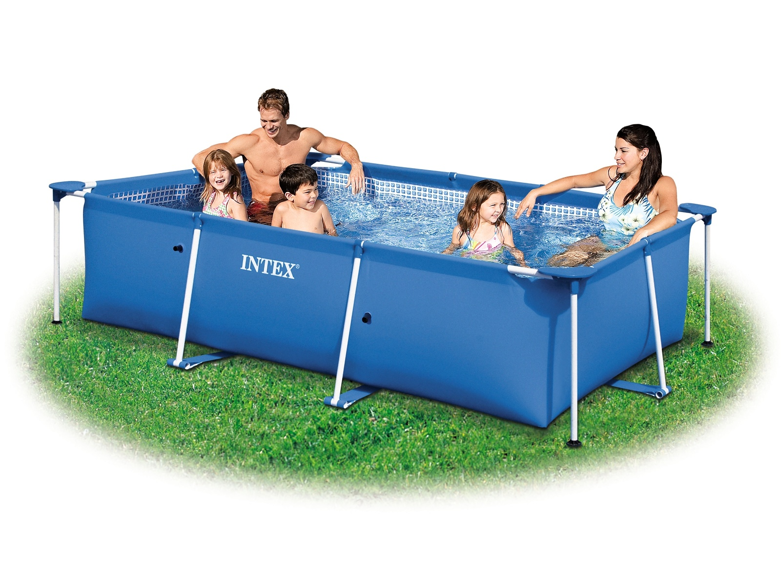 Bazén MARIMEX Florida Junior 200 x 300 x 75 cm, bez filtrace