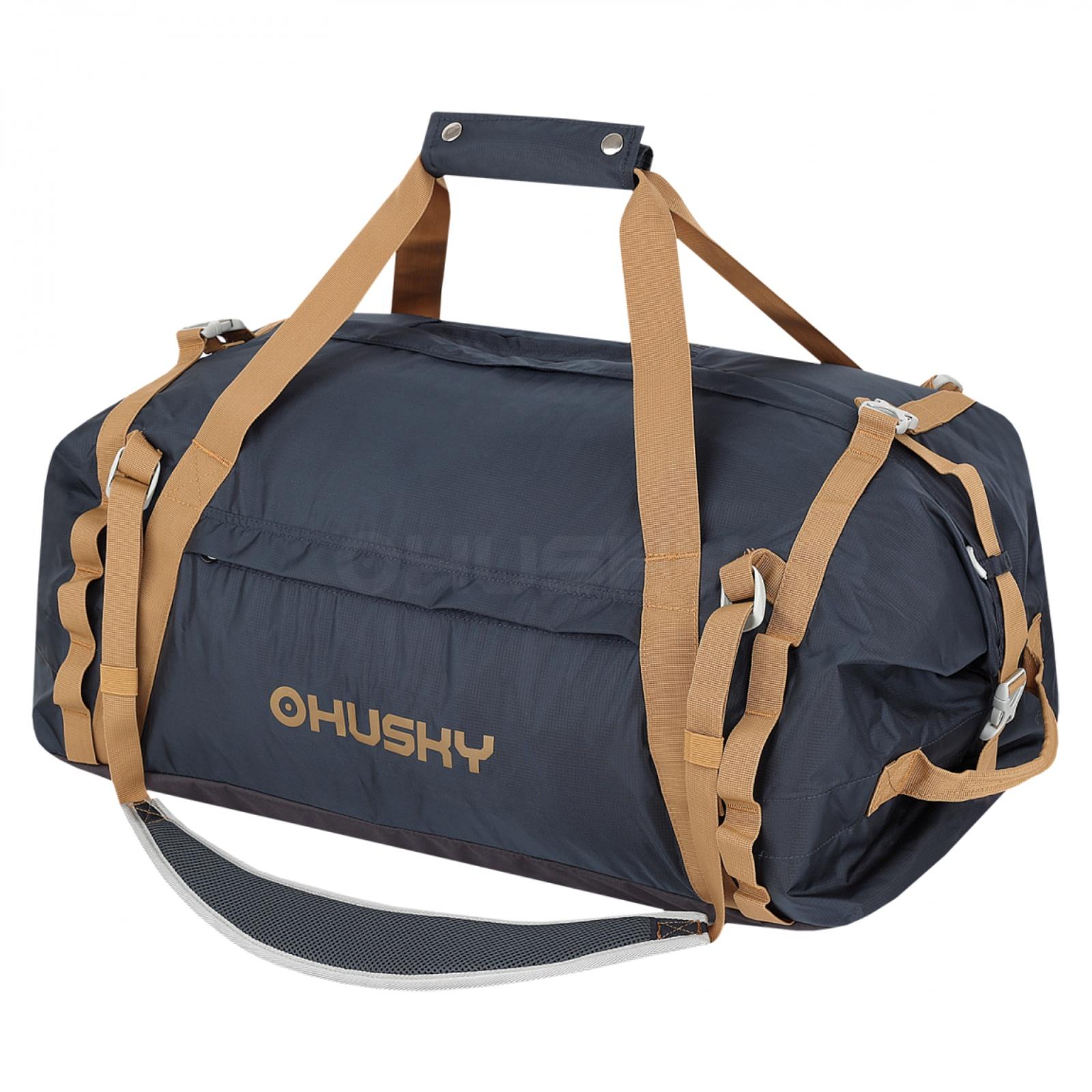 Sportovní taška HUSKY Goody 60 l - modrá