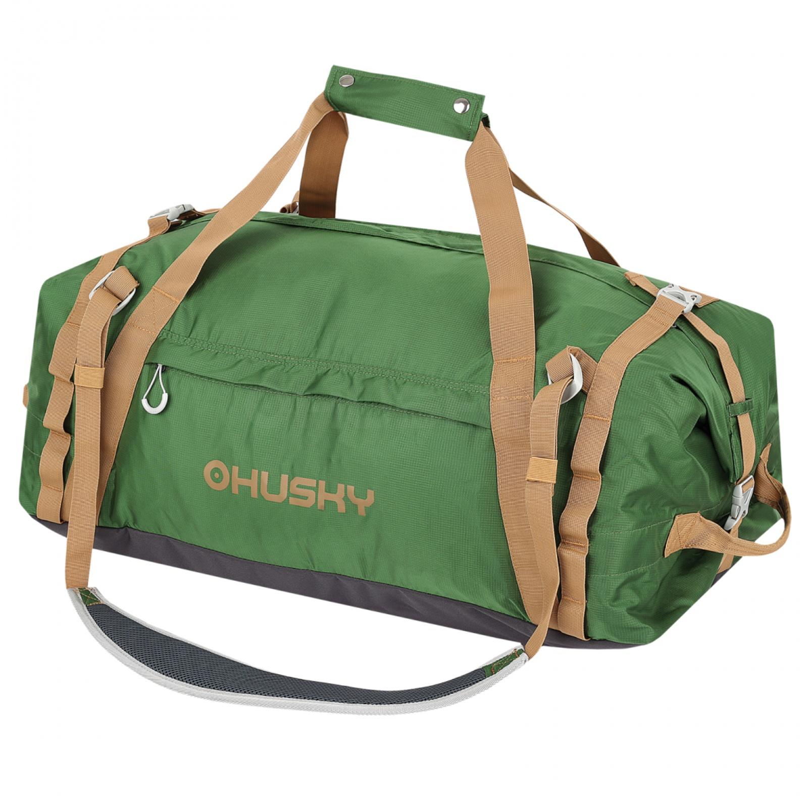 Sportovní taška HUSKY Goody 80 l - zelená