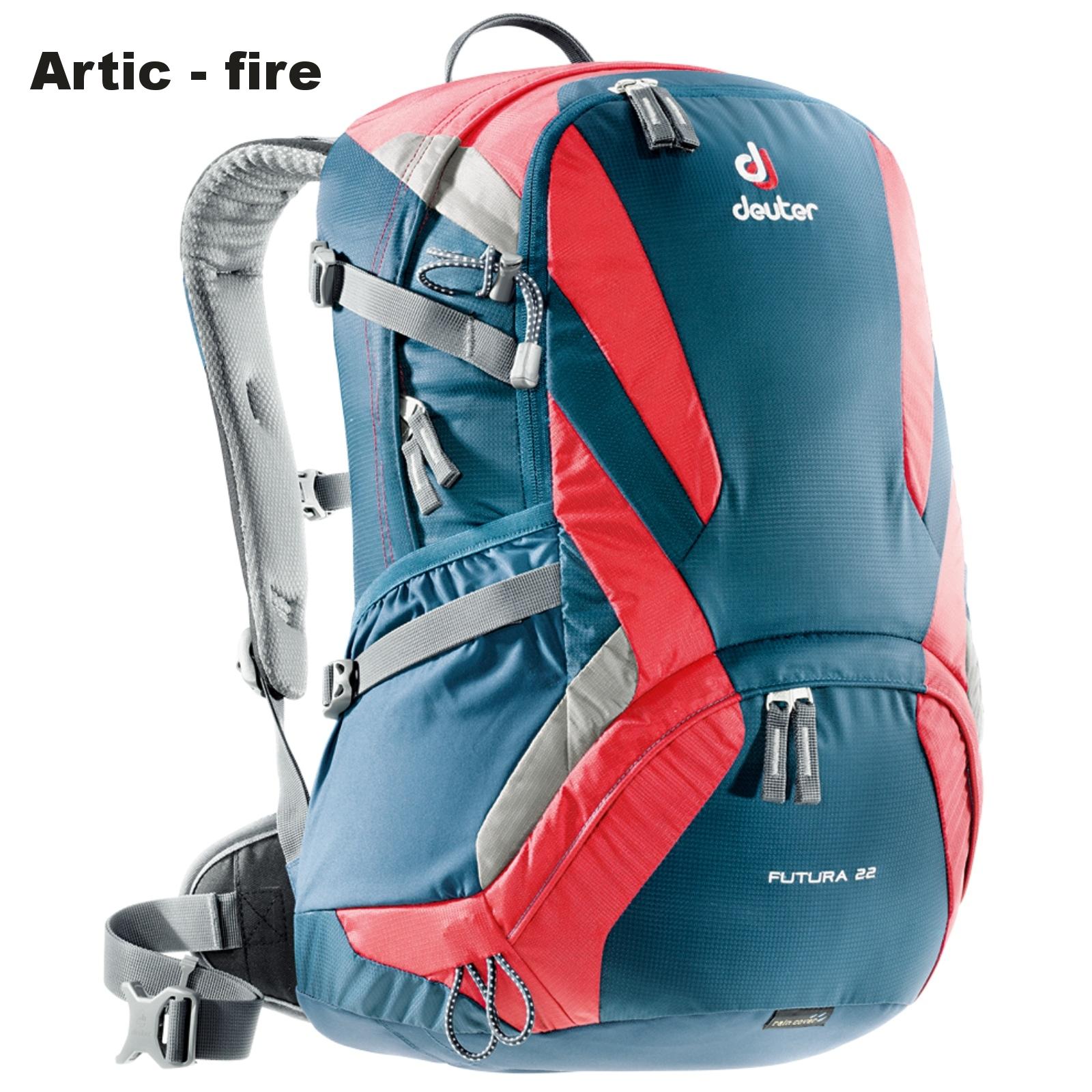 Batoh DEUTER Futura 22 l - arctic-fire