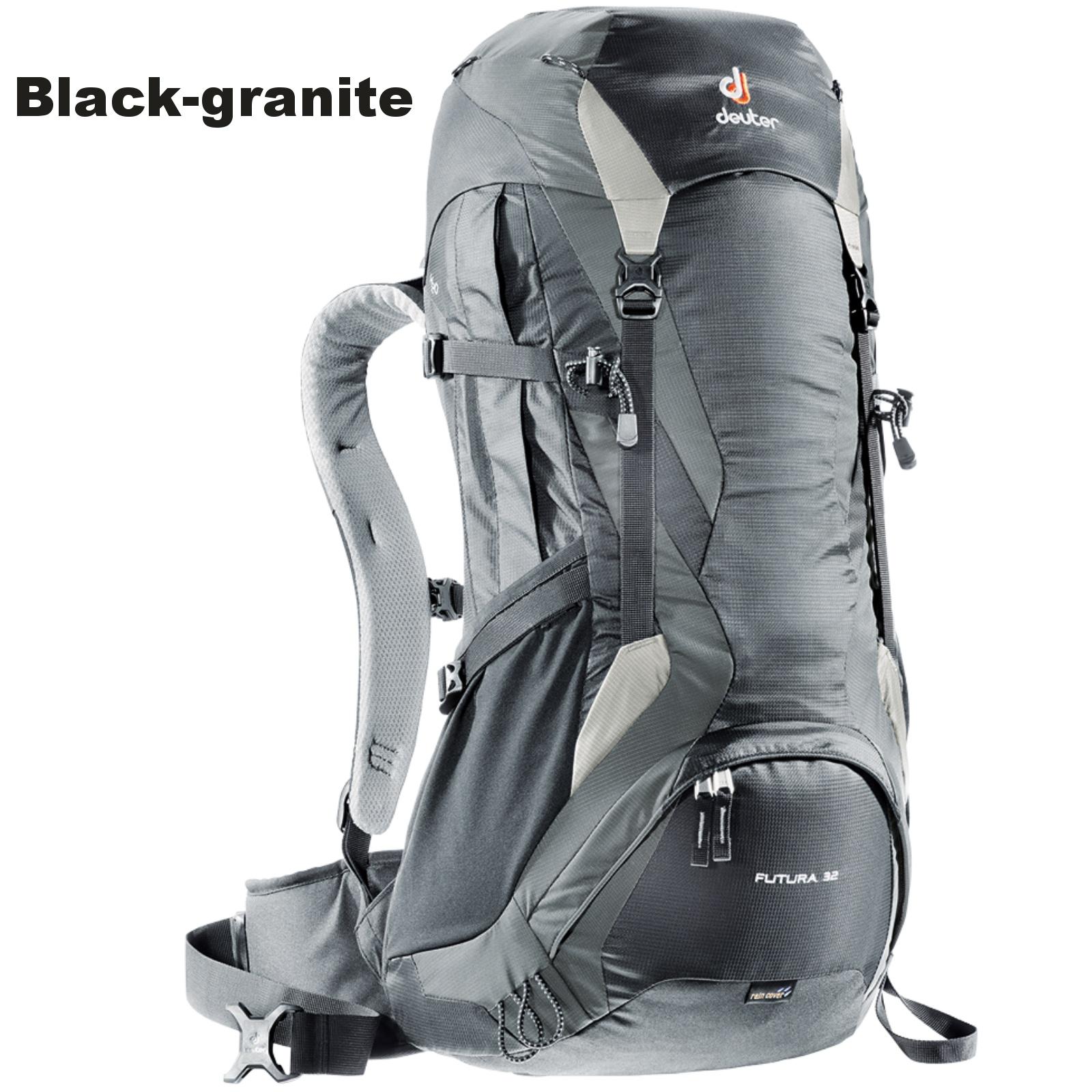 Batoh DEUTER Futura 32 l - black-granite