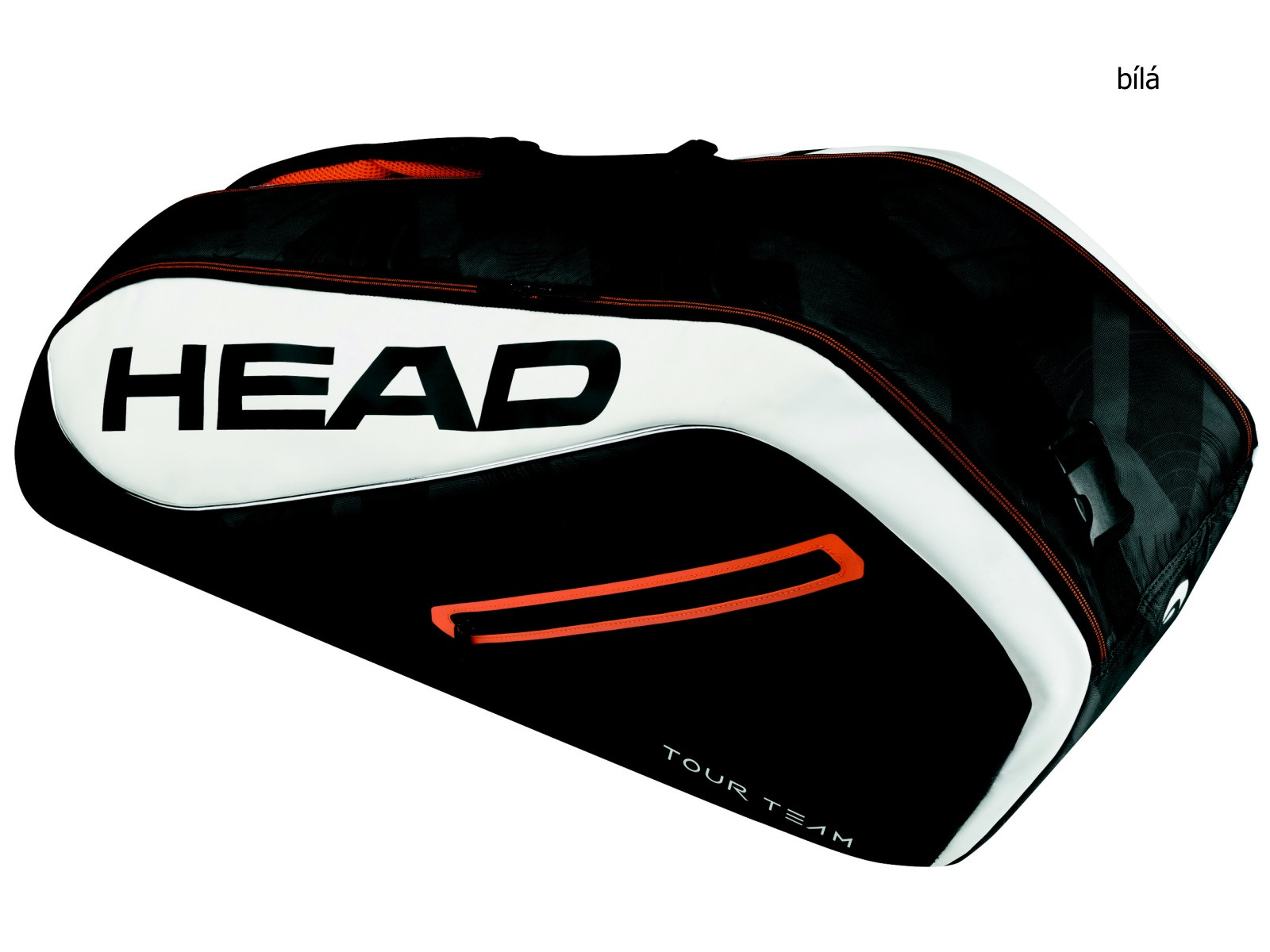 Tenisová taška HEAD Tour 6R Combi - bílá