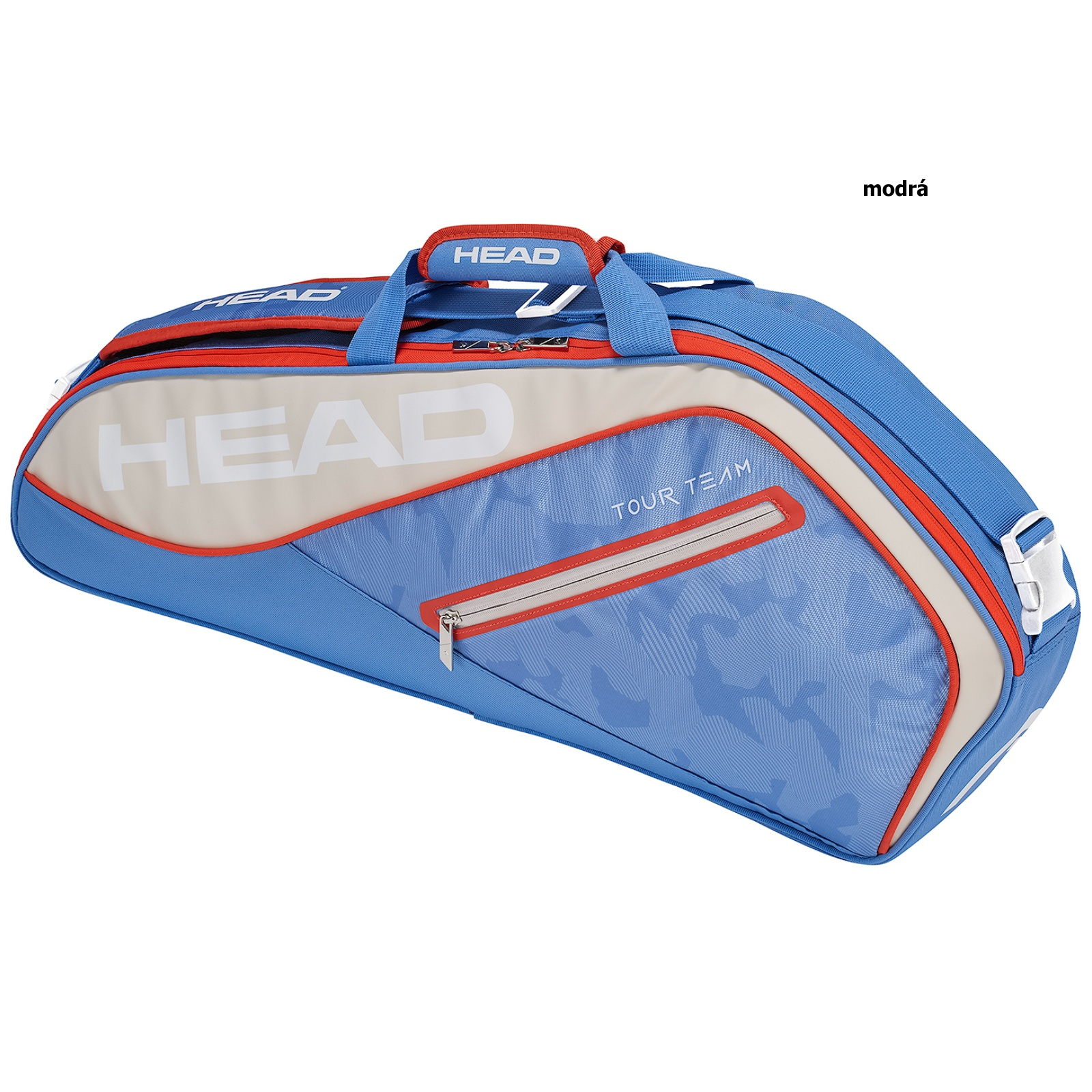 Tenisová taška HEAD Tour 3R Pro - modrá