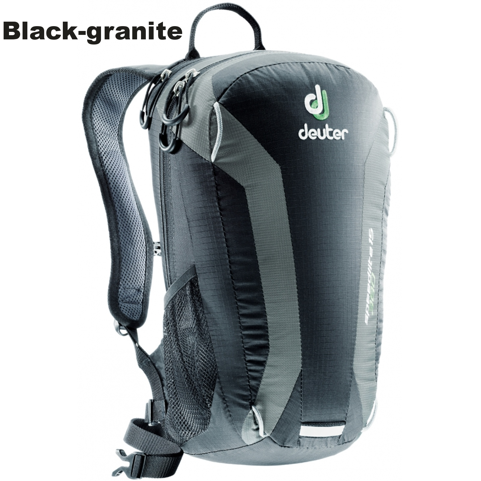 Batoh DEUTER Speed Lite 15 l - black-granite
