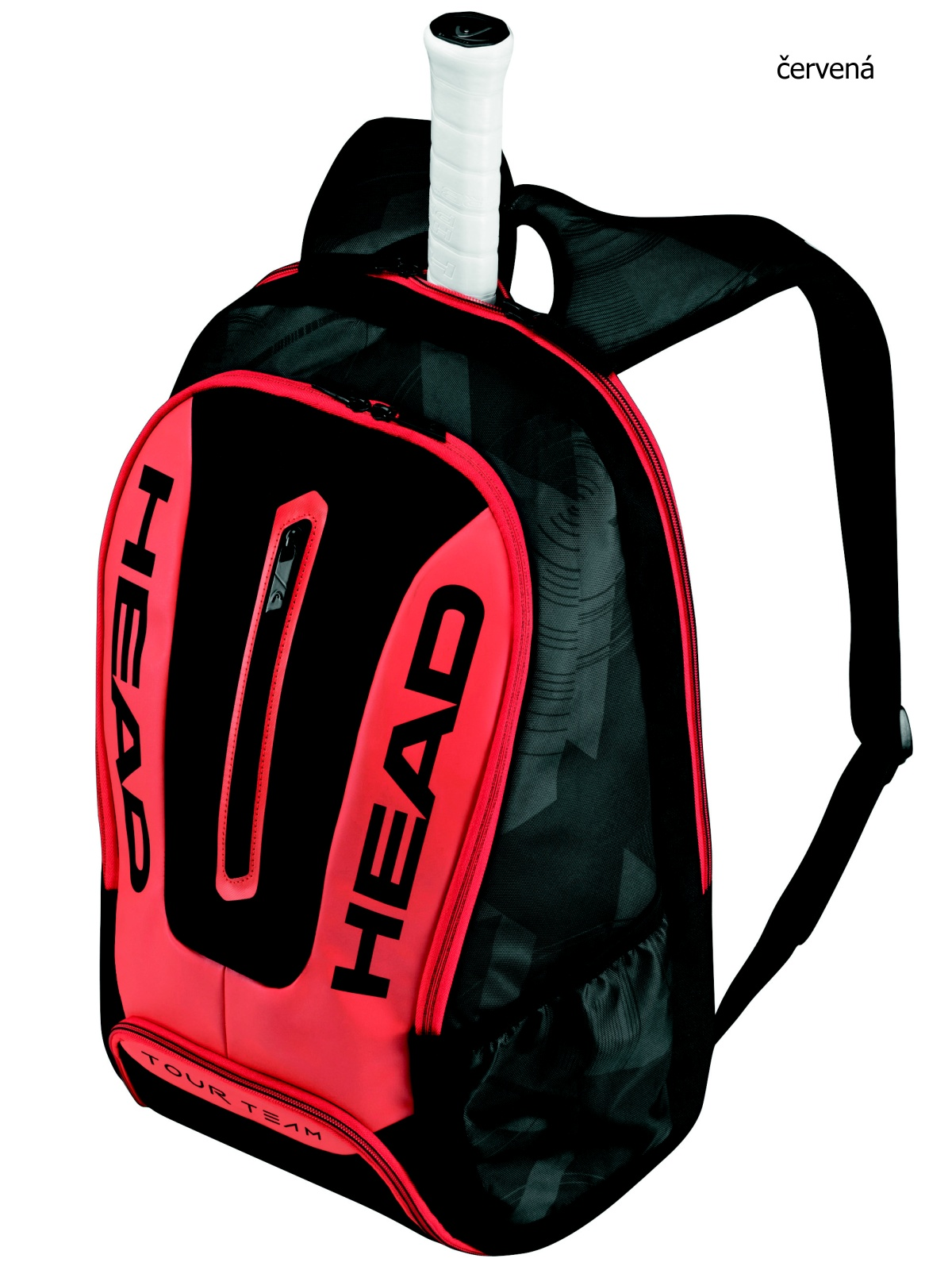 Tenisová taška HEAD Tour Backpack - červená