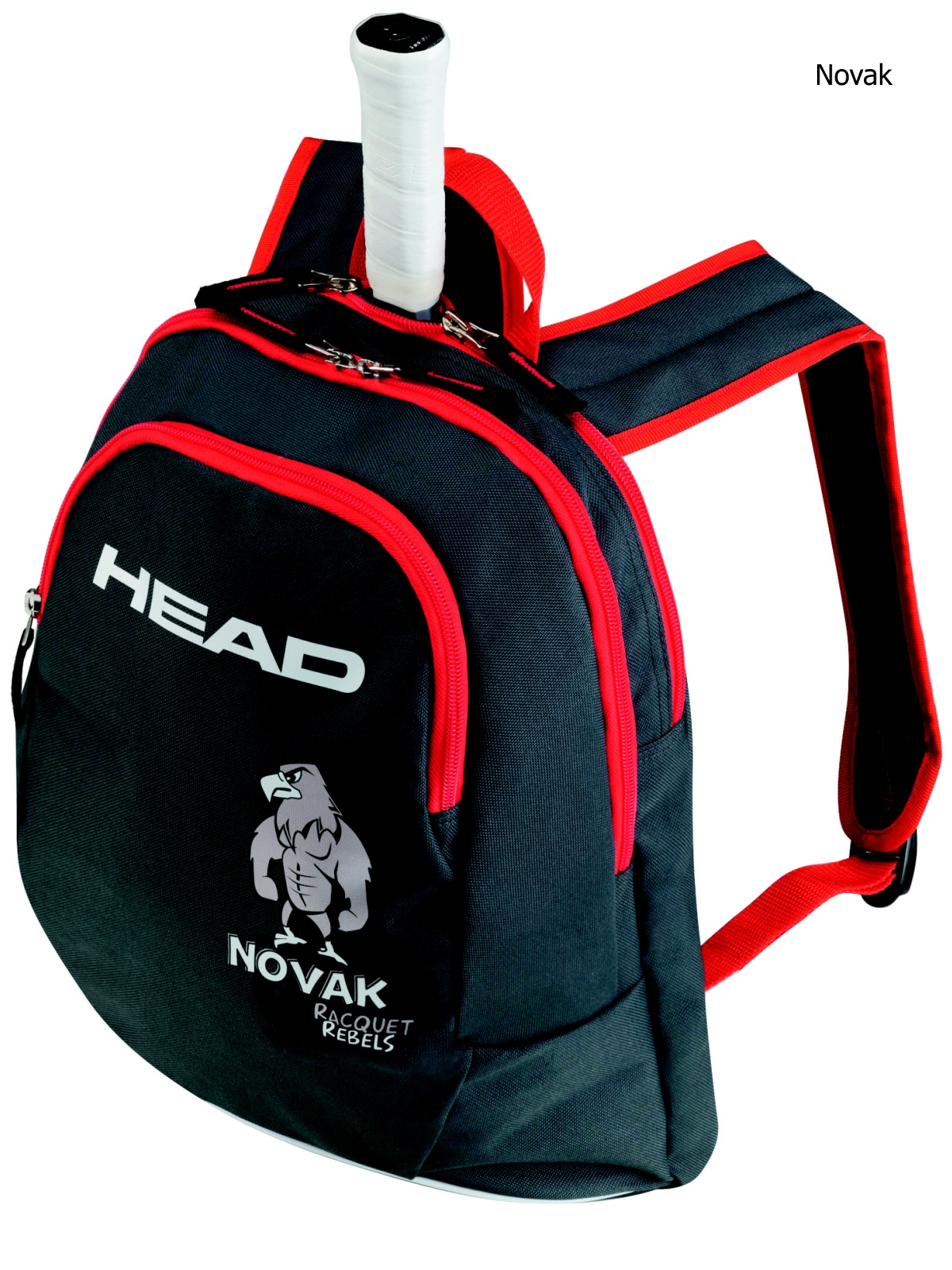 Tenisová taška HEAD Kids Backpack - Novak