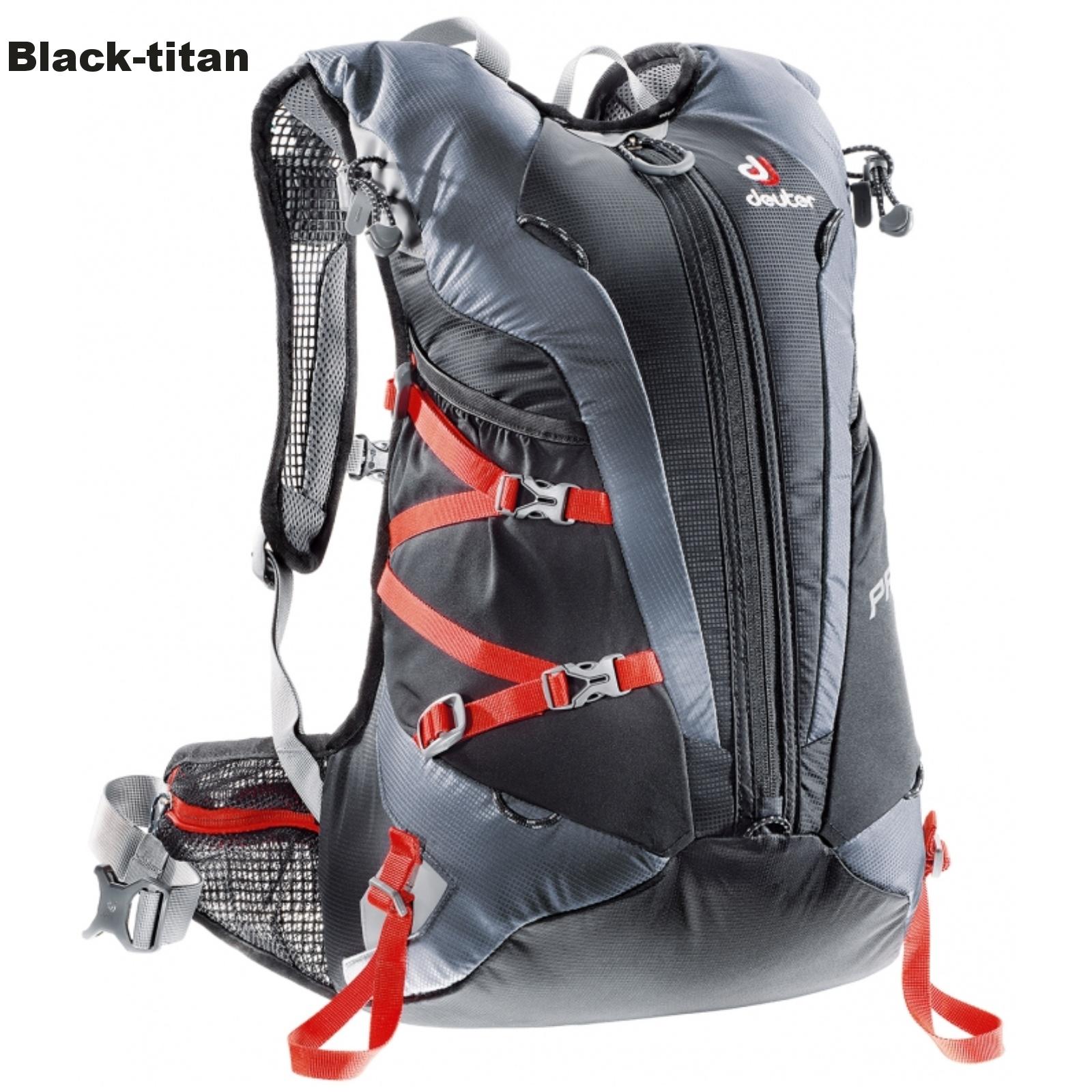 Batoh DEUTER Pace 20 l - black-titan