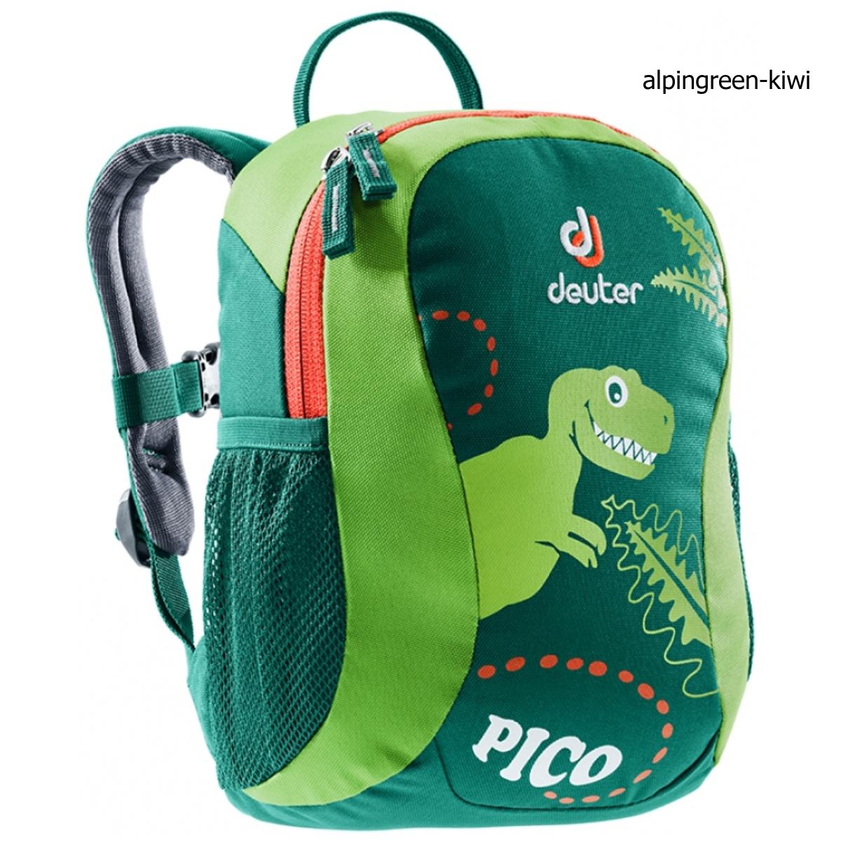 Dětský batoh DEUTER Pico 5 l - kiwi