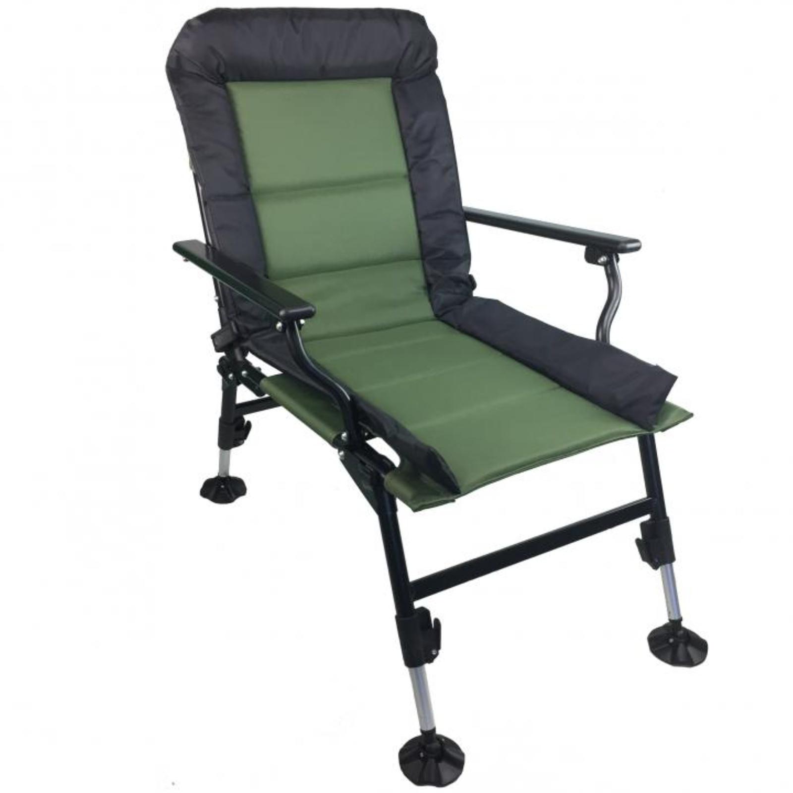 Rybářské křeslo - židle SEDCO Expert s područkami