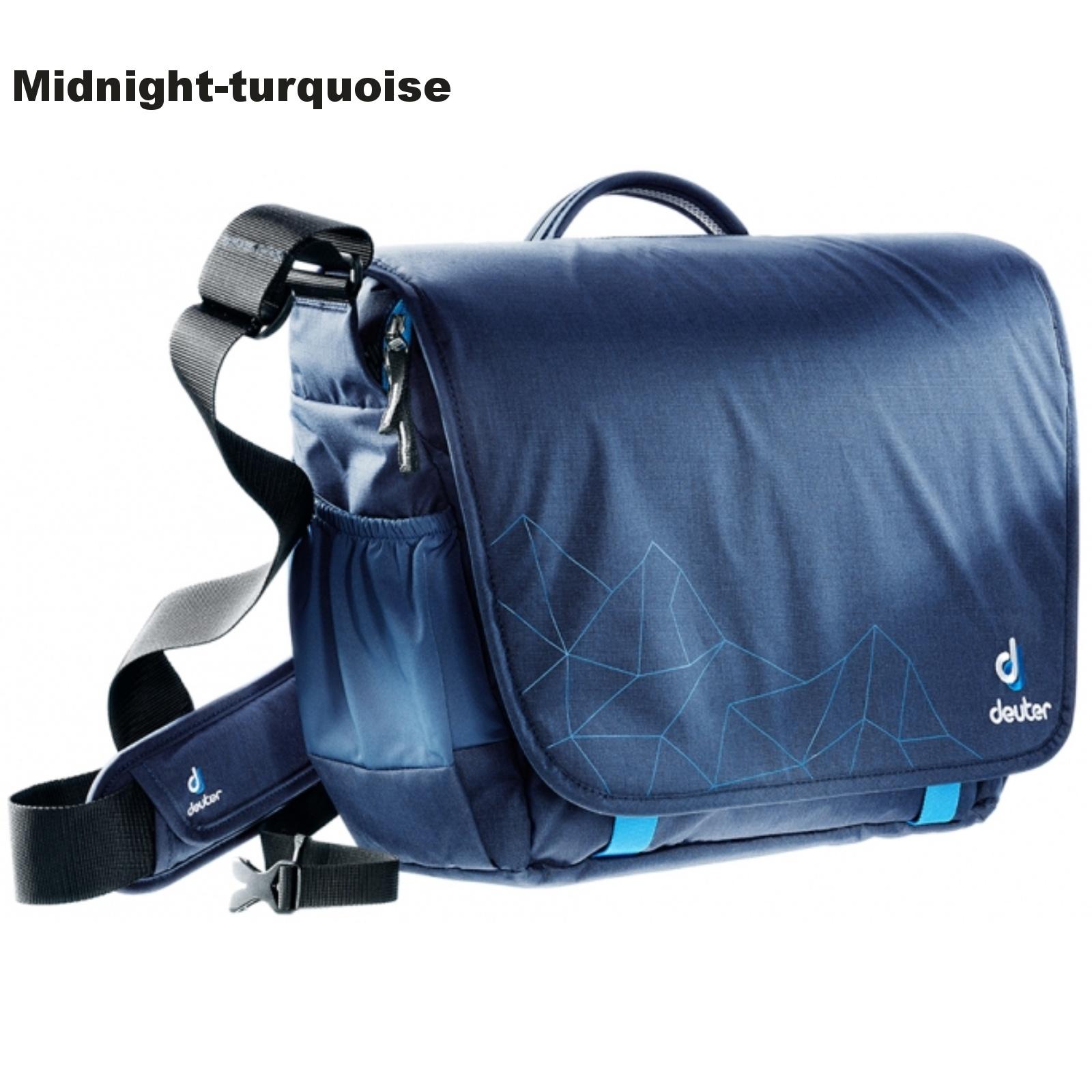 Taška přes rameno DEUTER Operate II - midnight-turquoise