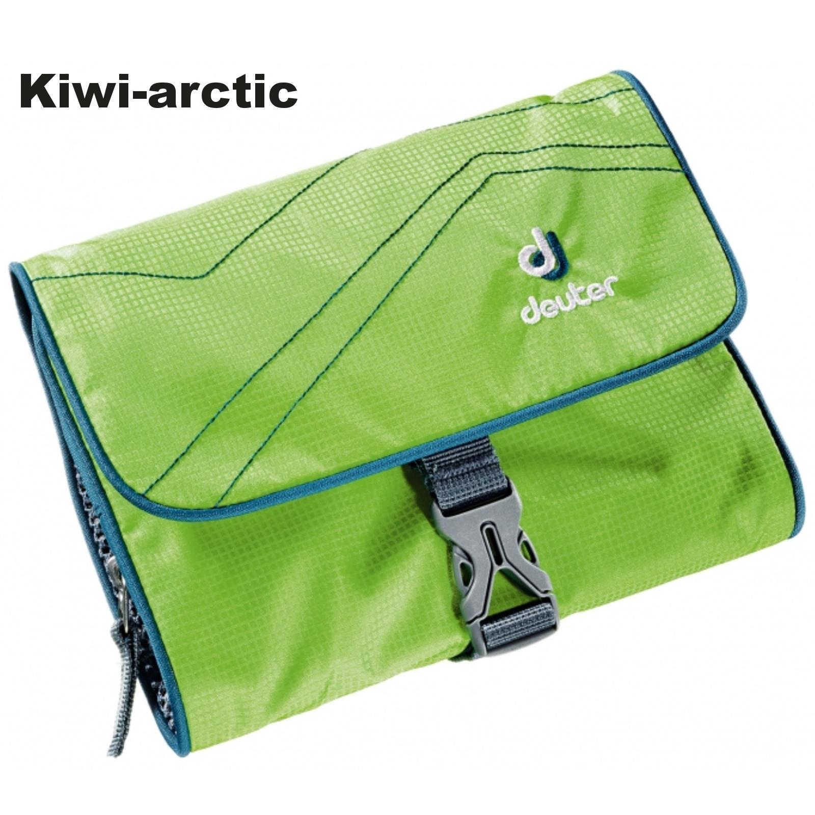 Toaletní taška DEUTER Wash Bag I - kiwi-arctic