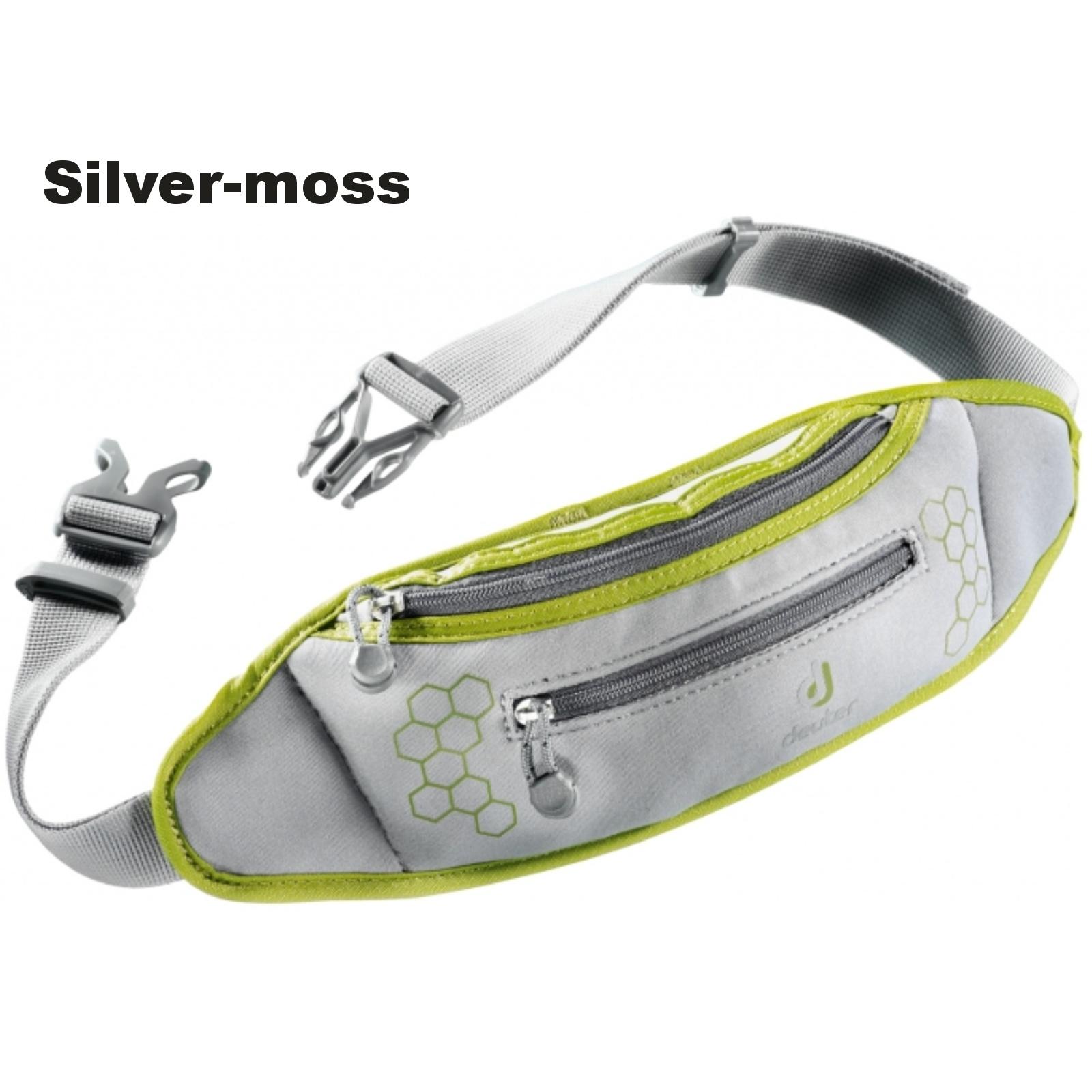 Ledvinka DEUTER Neo Belt I - silver-moss