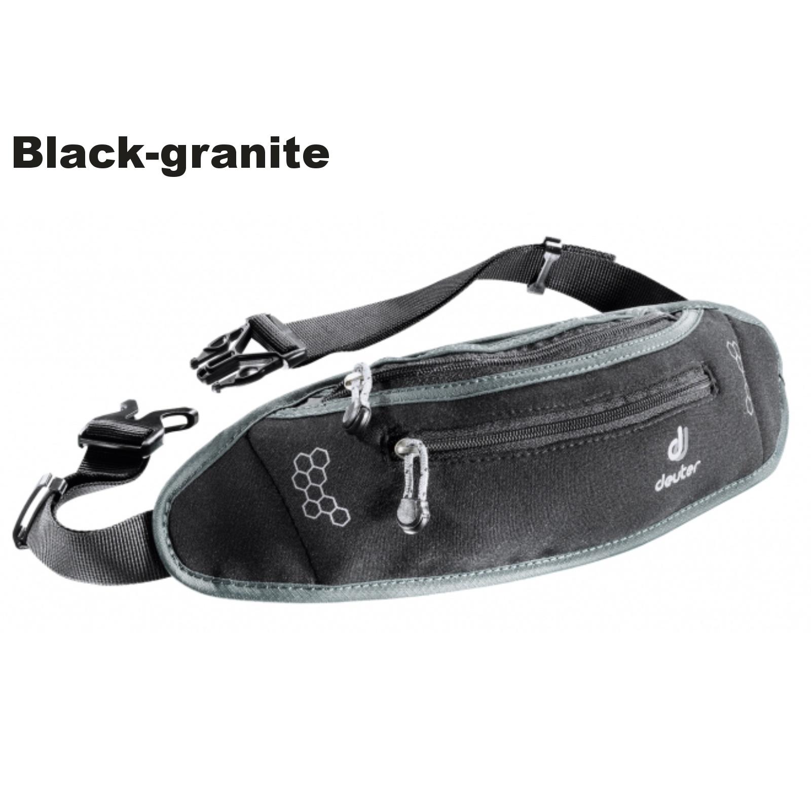 Ledvinka DEUTER Neo Belt I - black-granite