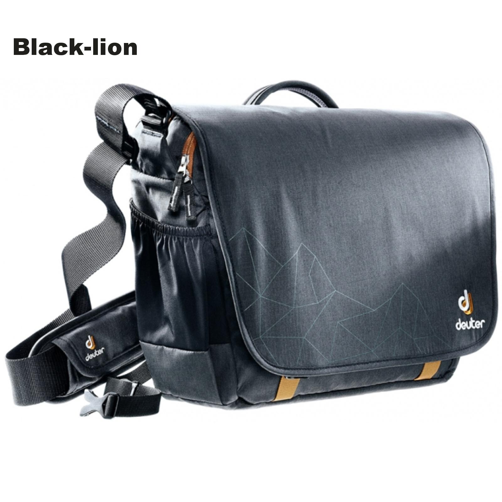 Taška přes rameno DEUTER Operate II - black-lion