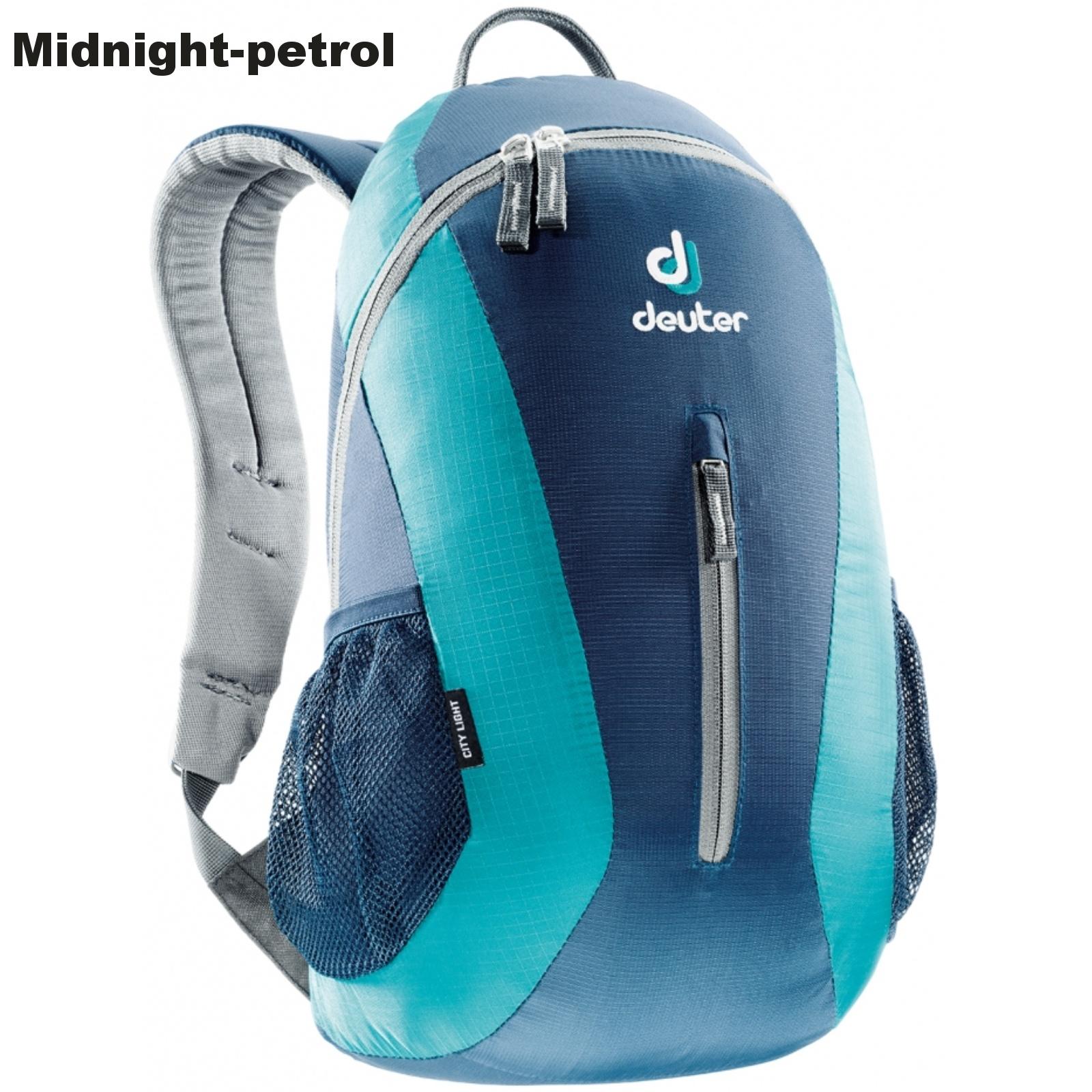 Batoh DEUTER City Light 16 l - midnight-petrol
