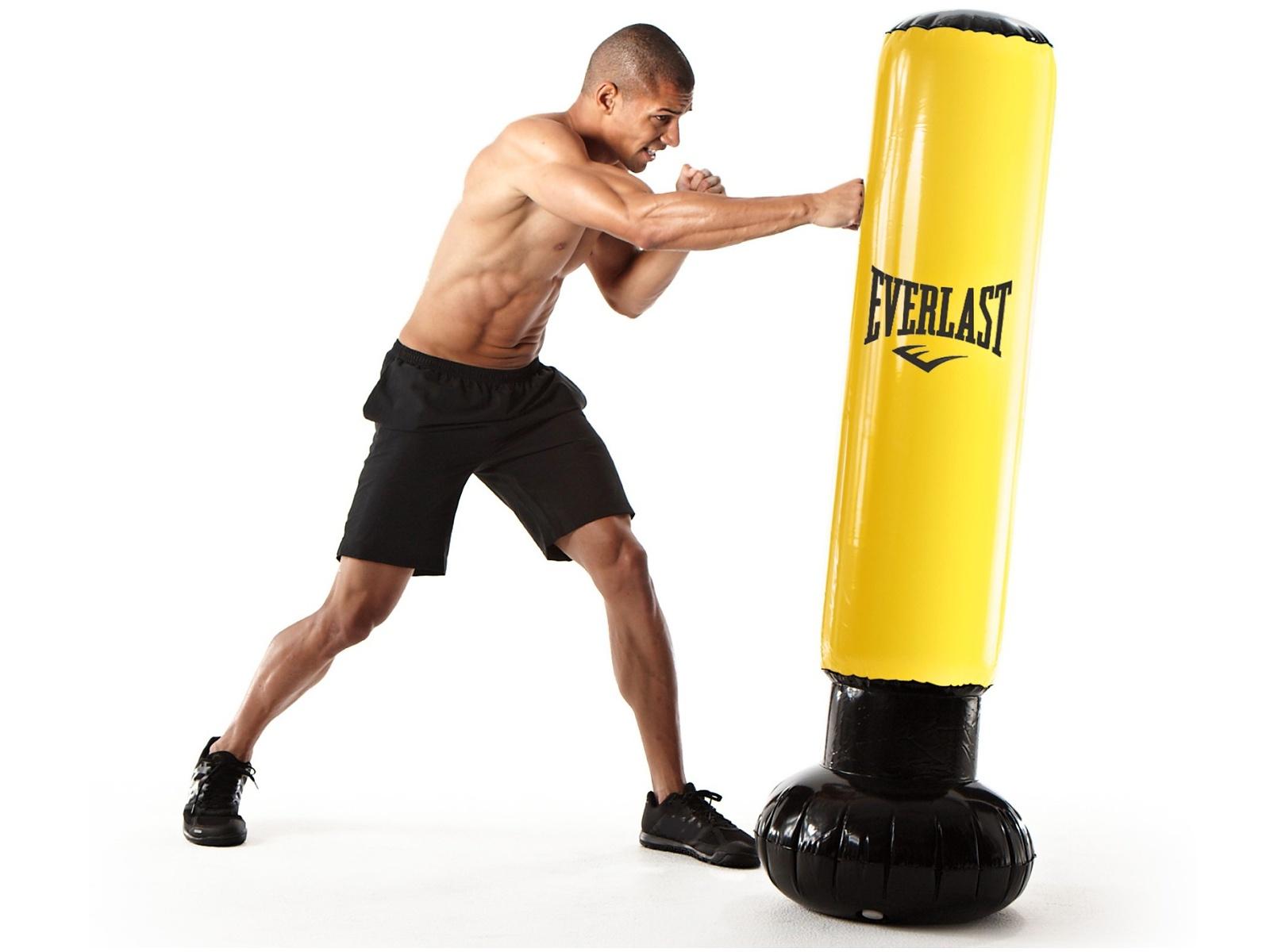 Boxovací pytel EVERLAST 150 cm, nafukovací