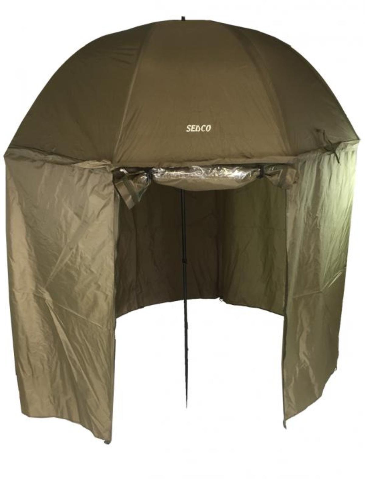 Rybářský deštník se zástěnou - 170 cm