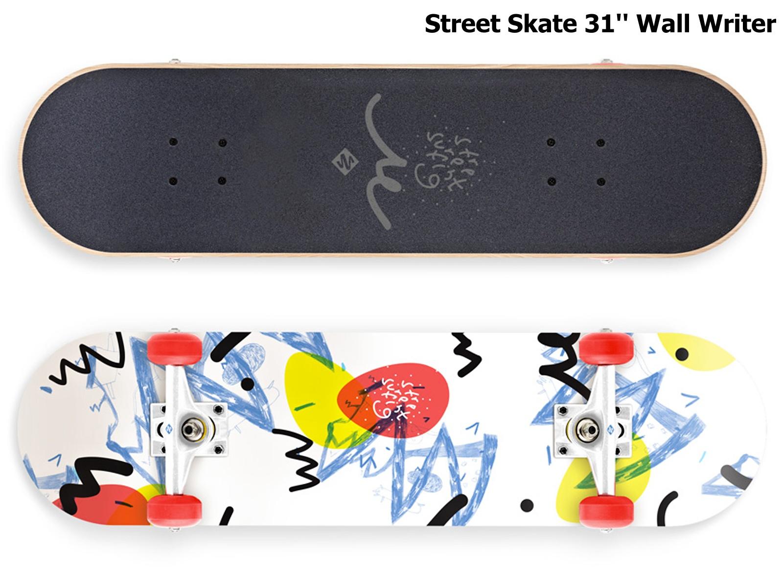 Skateboard STREET SURFING Street Skate 31'' Wall Writer