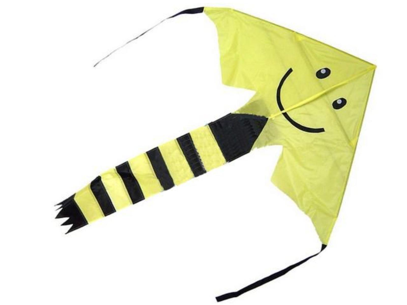 Létající drak - smajlík