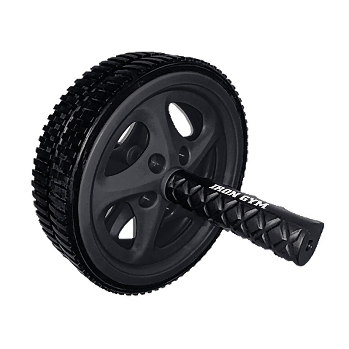 Posilovací kolečko IRON GYM Dual Ab Wheel