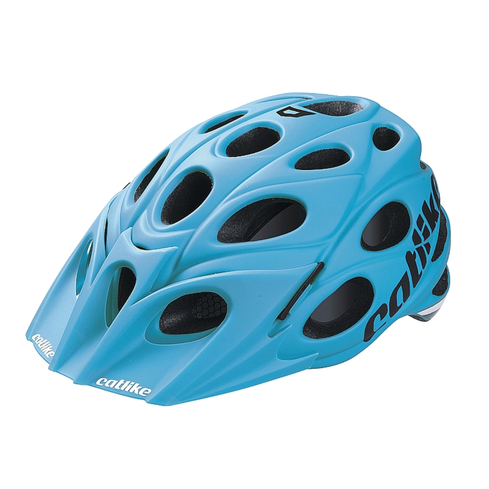 Cyklo přilba CATLIKE LEAF modrá - vel. LG