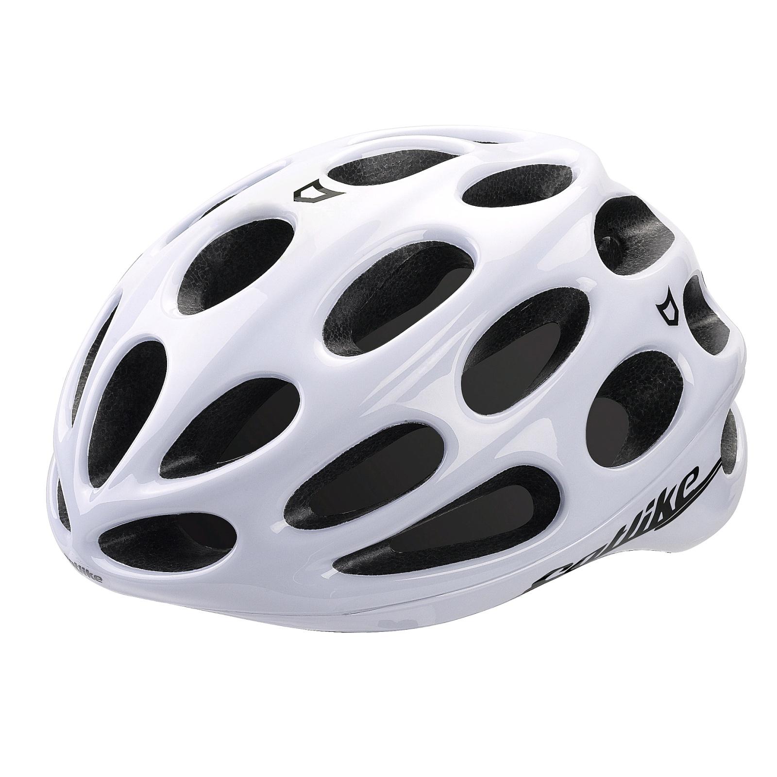Cyklo přilba CATLIKE Olula bílá - vel. LG