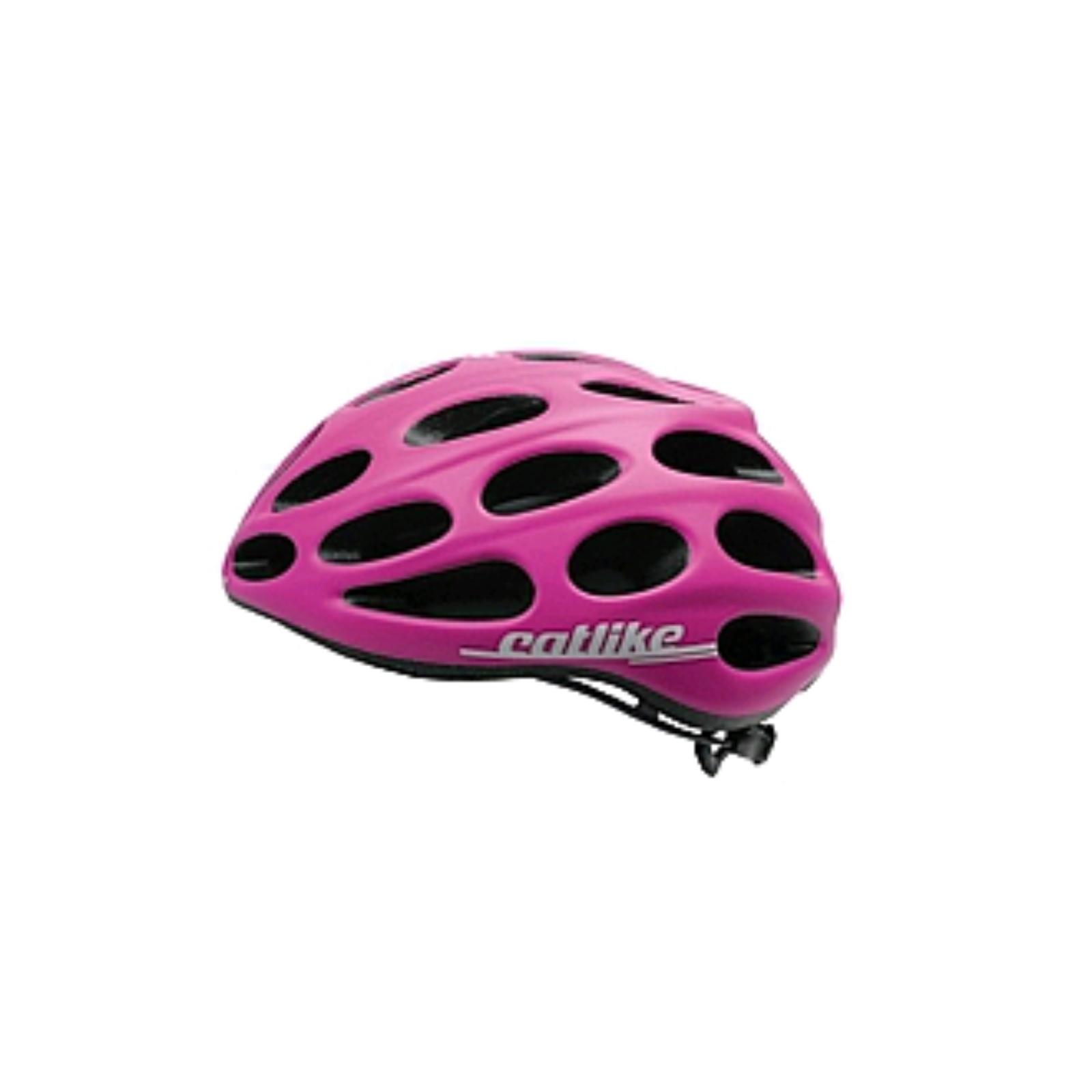 Cyklo přilba CATLIKE Chupito růžová - vel. LG