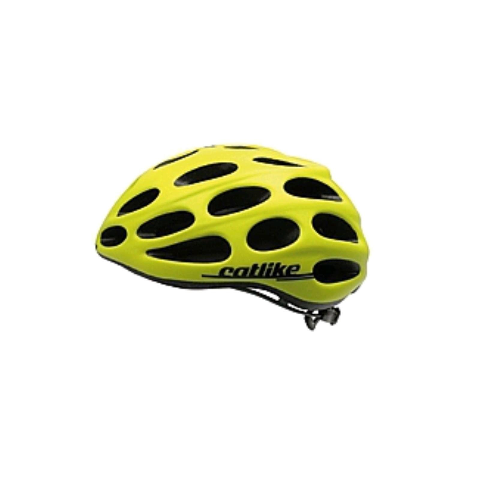 Cyklo přilba CATLIKE Chupito žlutá - vel. LG