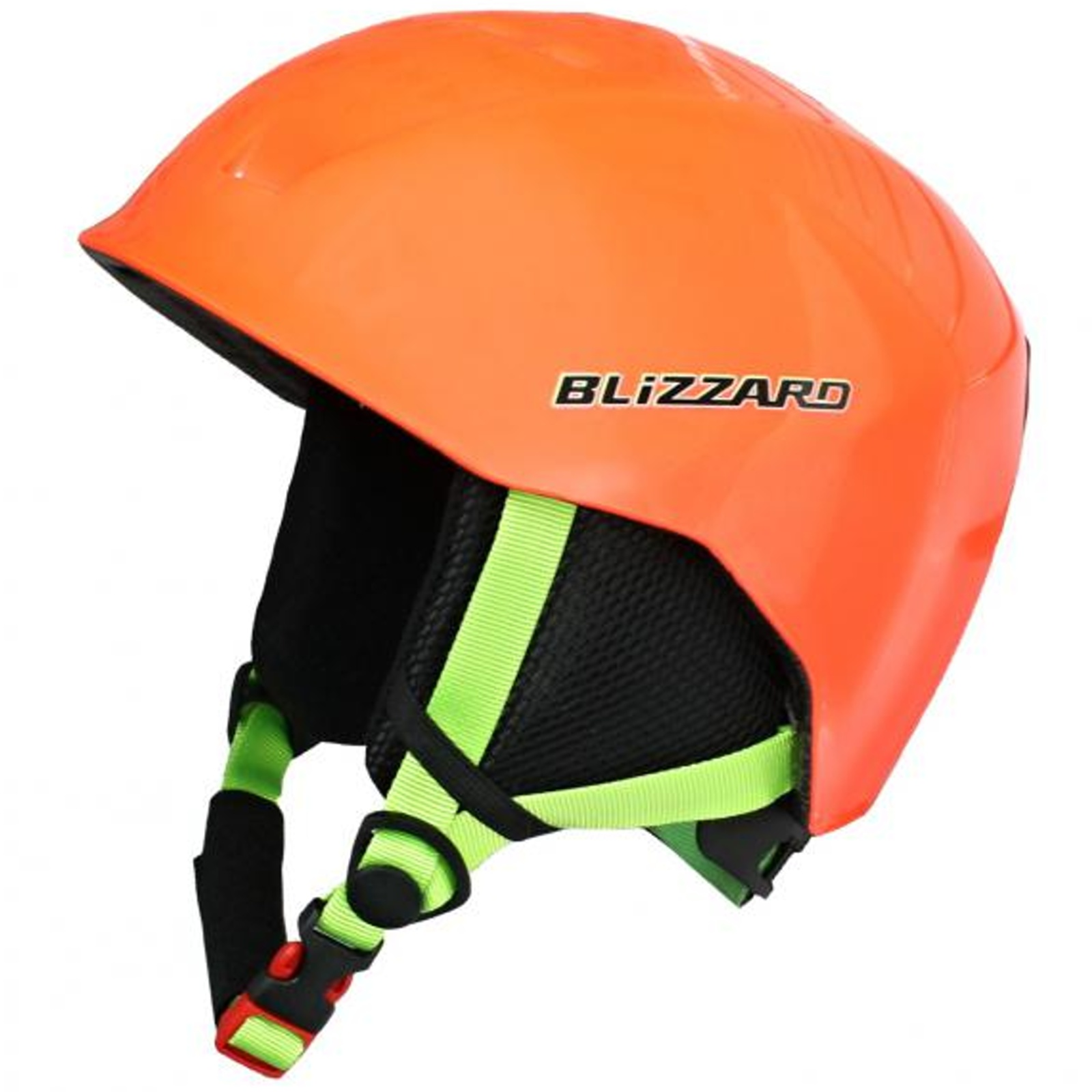 Lyžařská přilba BLIZZARD Signal 51-54 oranžová