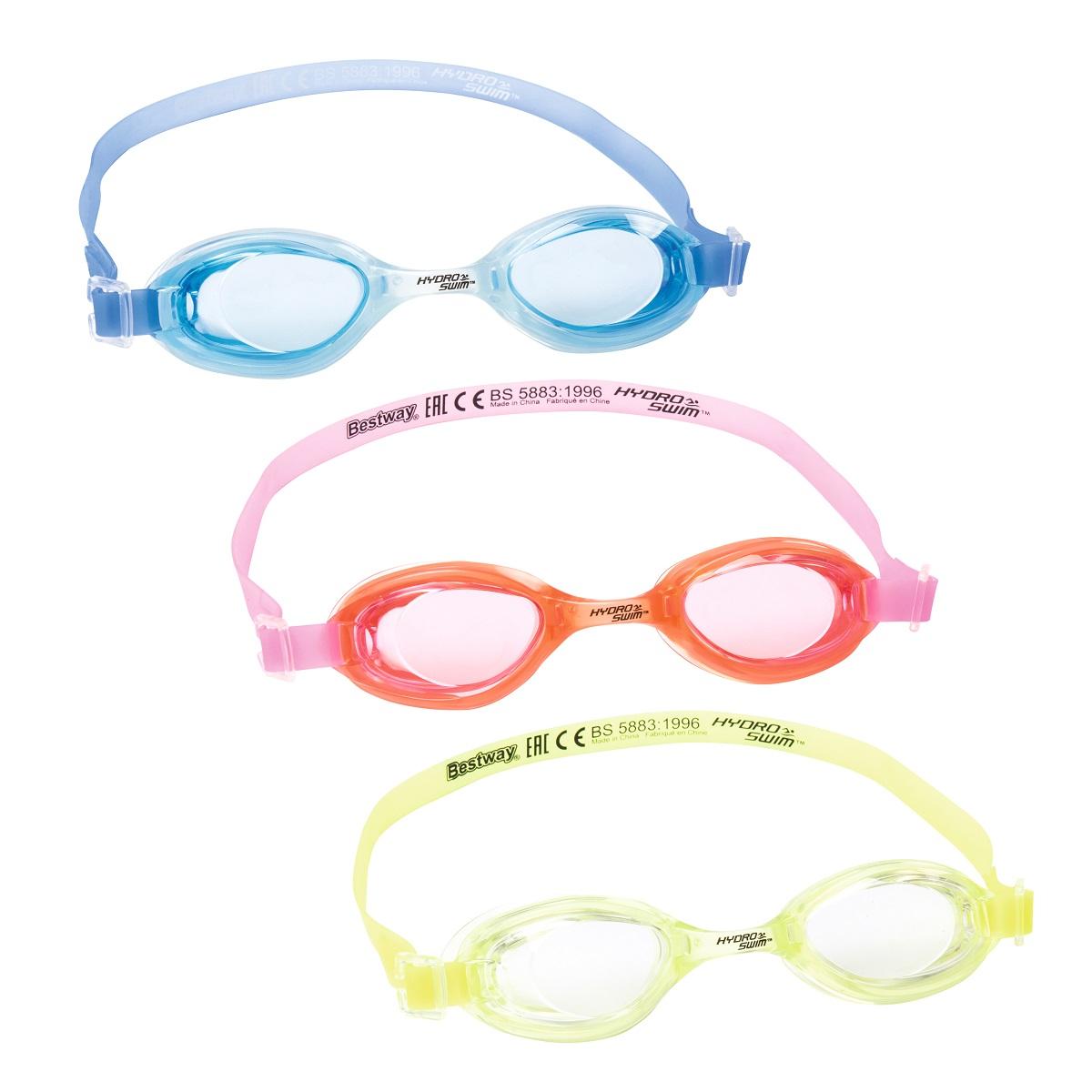 Plavecké brýle BESTWAY Hydro Swim 21045 - modré
