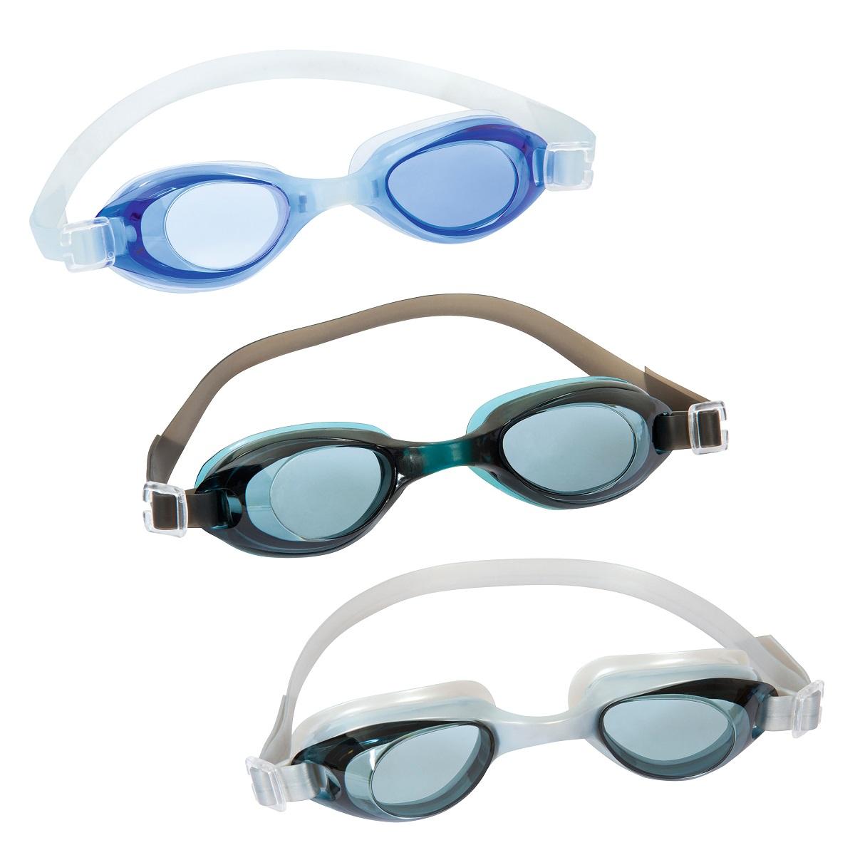 Plavecké brýle BESTWAY Hydro Swim Activwear 21051 - modré