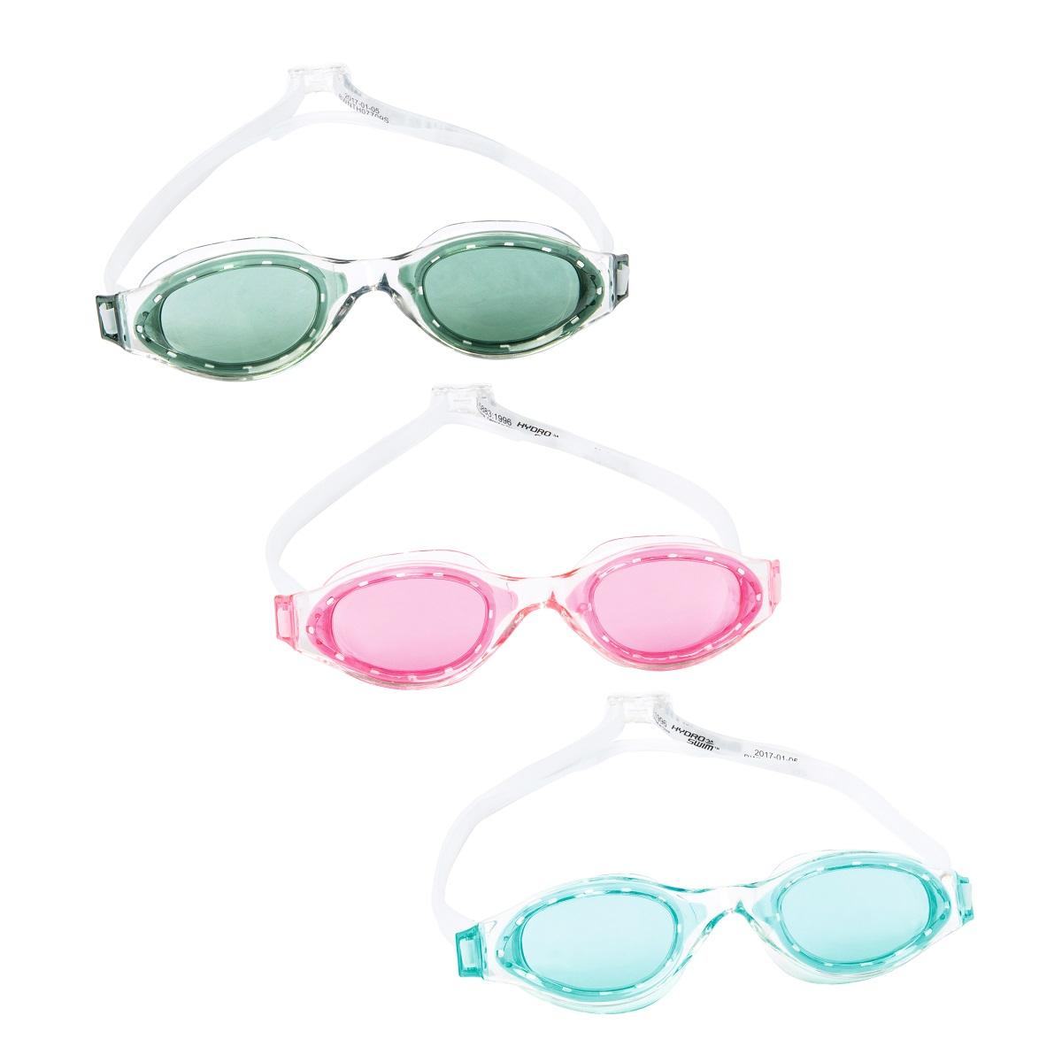 Plavecké brýle BESTWAY Hydro Swim 21077 - modré