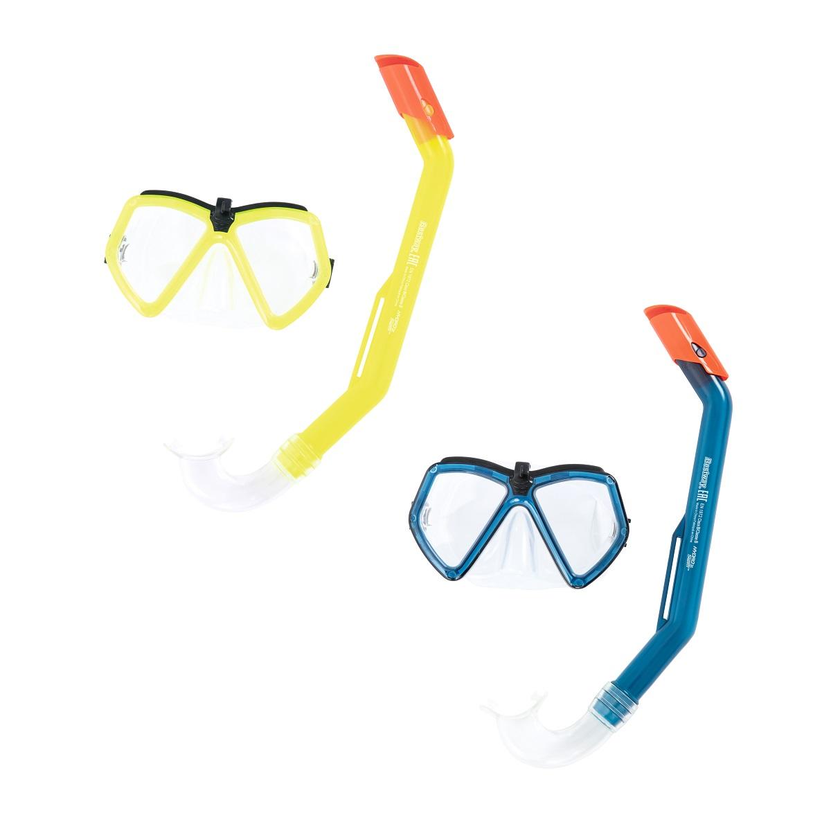 Potápěčský set BESTWAY Hydro Swim 24027 - modrý