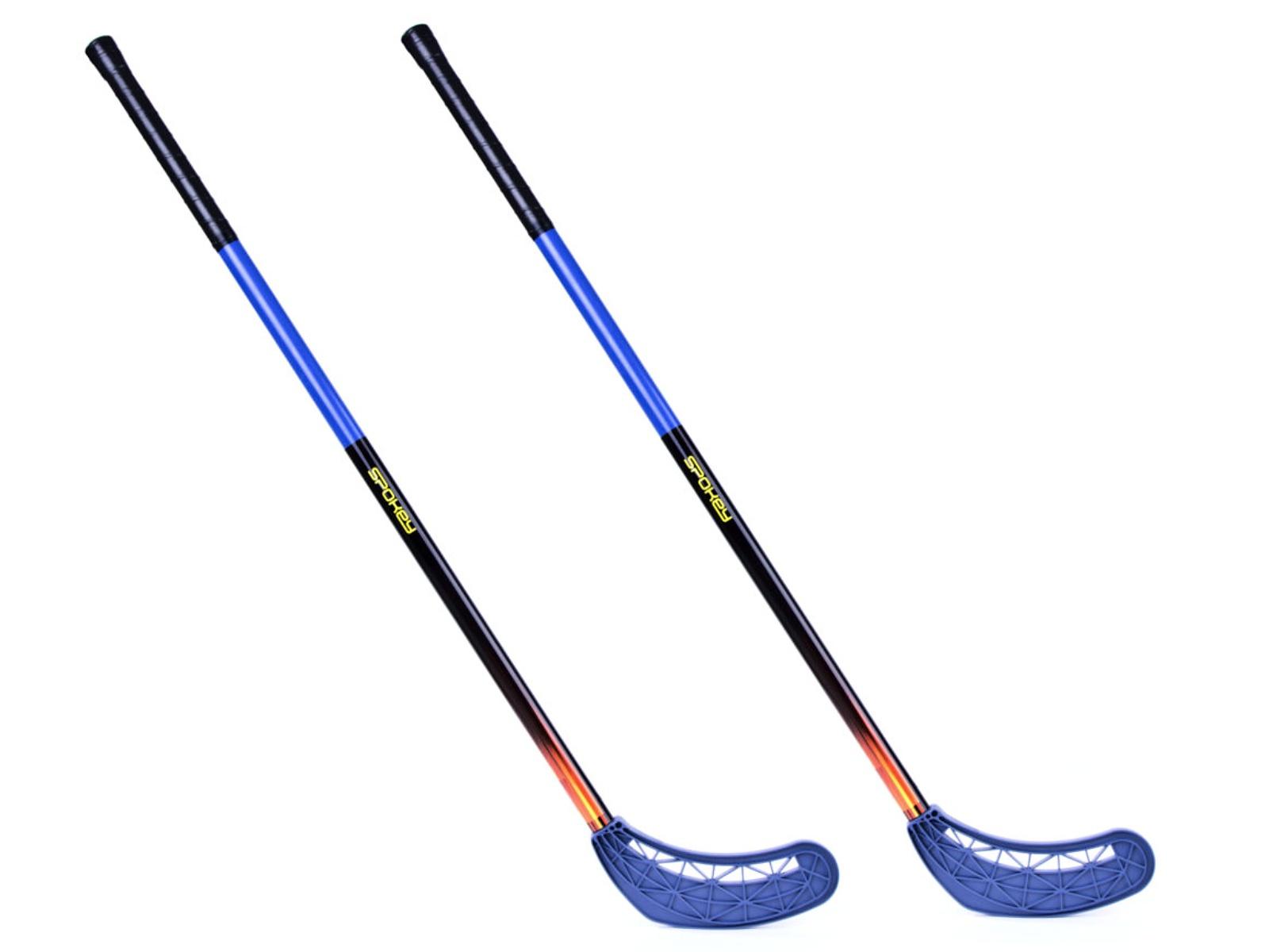 Florbalová hůl SPOKEY Avid II modrá