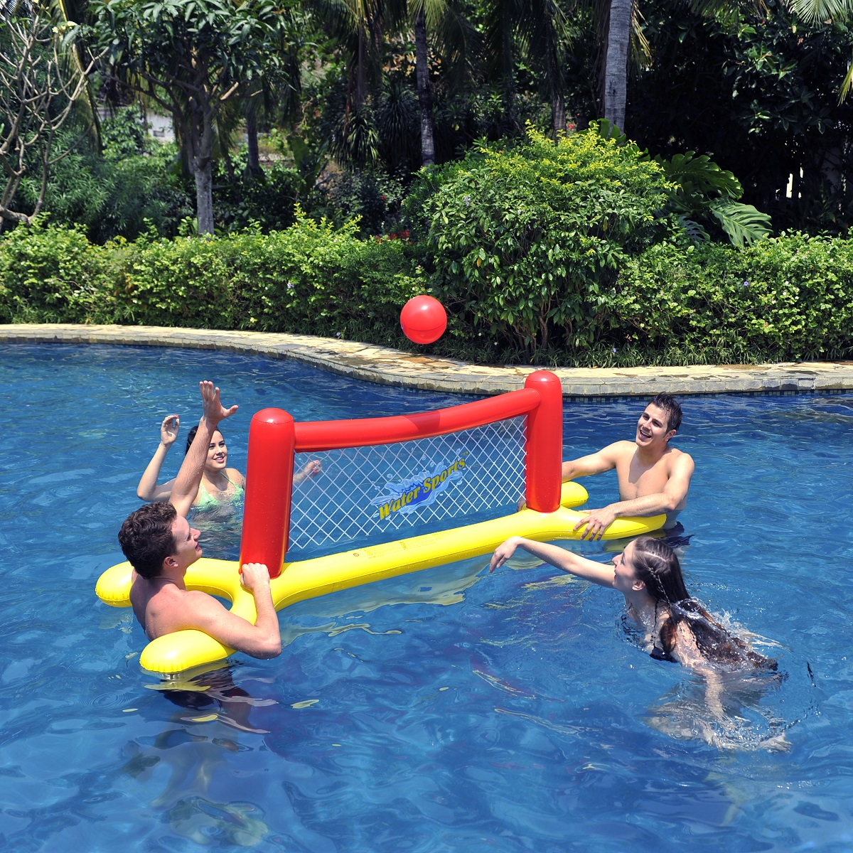 Nafukovací set Water Sports Volleyball