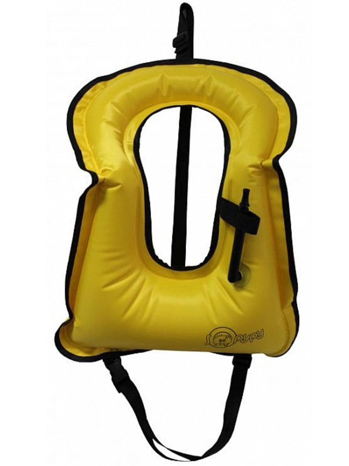 Šnorchlovací vesta AGAMA Pillow