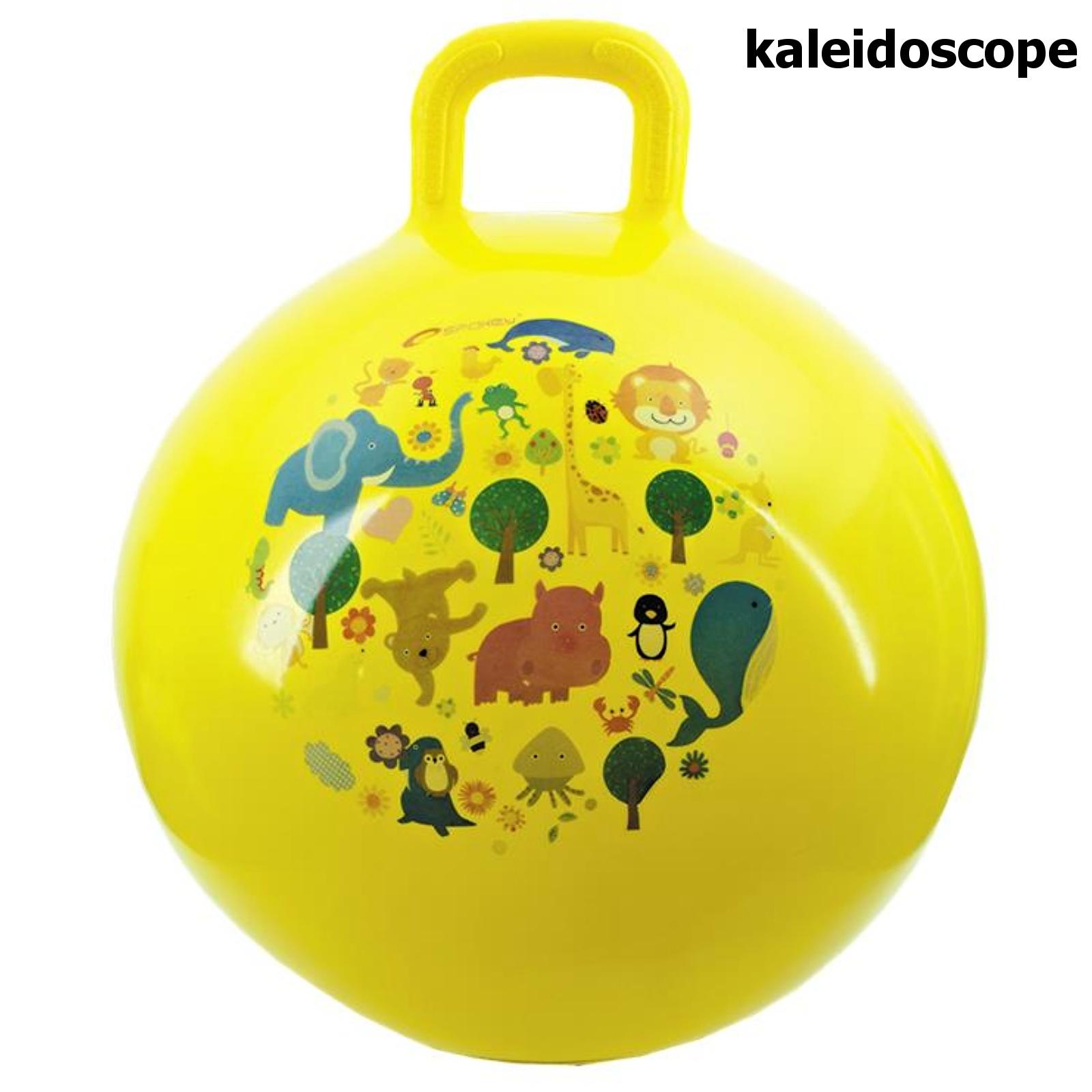Skákací míč SPOKEY 45 cm Kaleidoscope