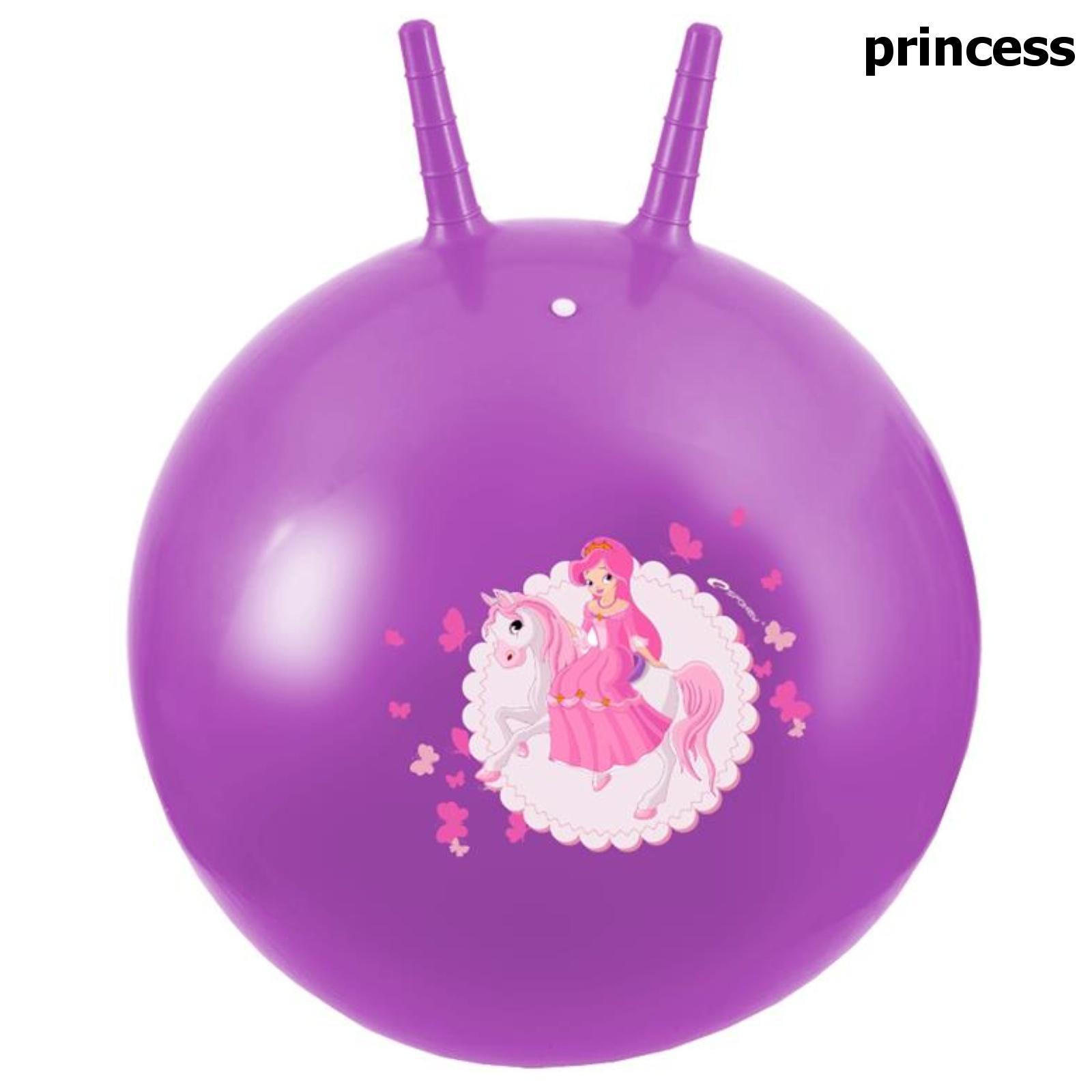 Skákací míč SPOKEY 45 cm Princess