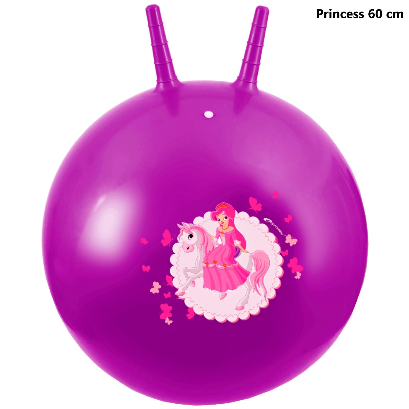 Skákací míč SPOKEY 60 cm Princess