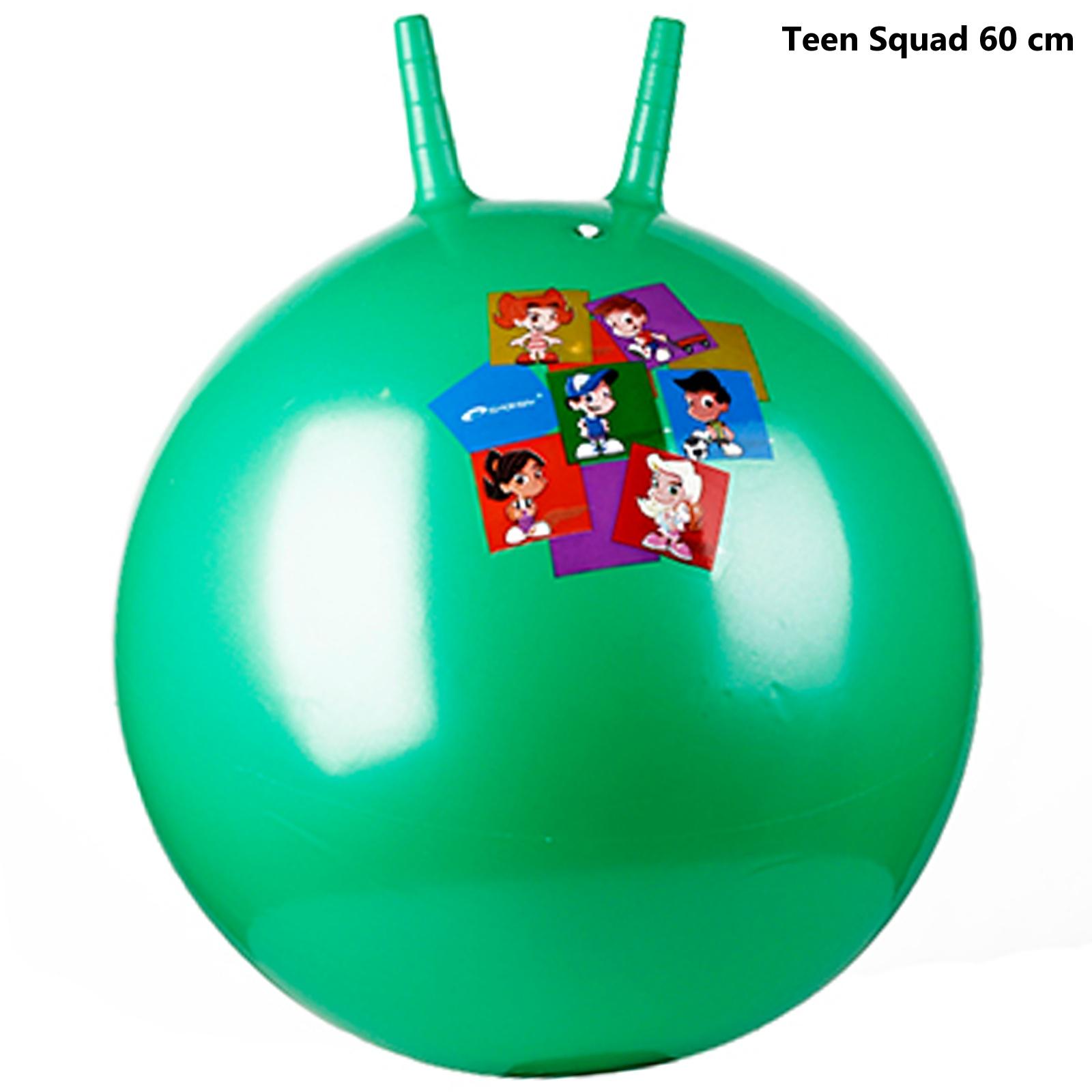 Skákací míč SPOKEY 60 cm Teen Squad