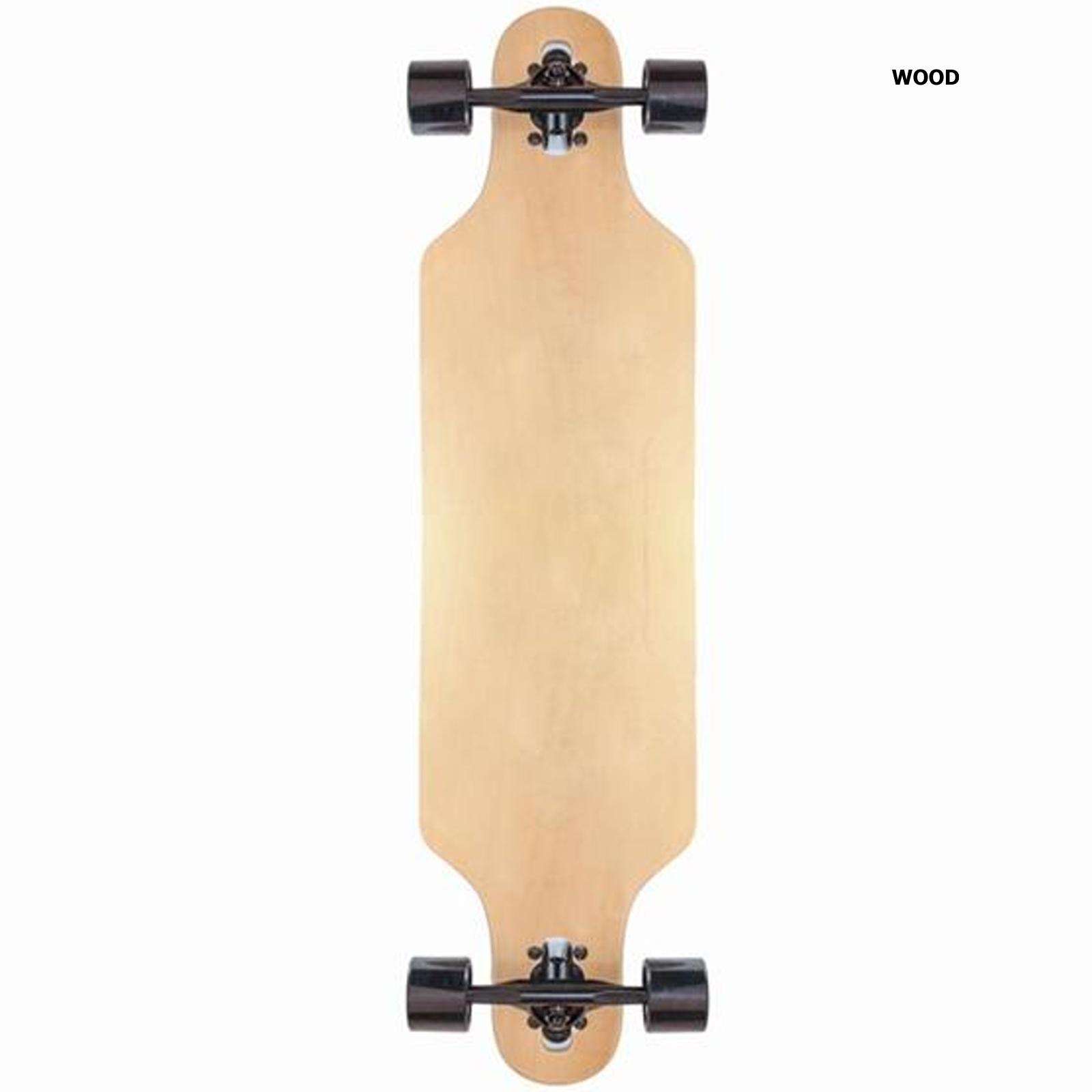 Longboard NILS Extreme Wood