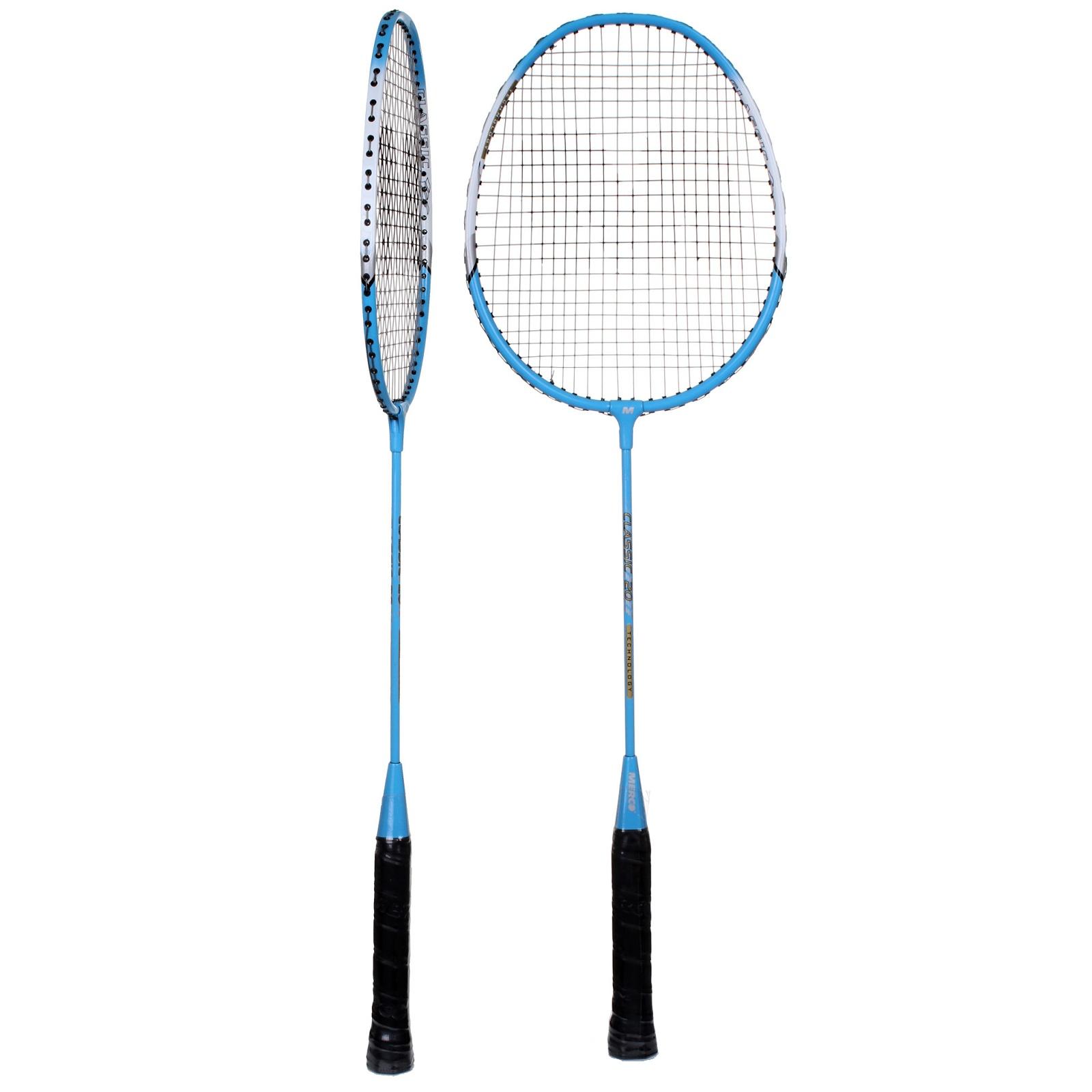Badmintonový set MERCO Classic modrý