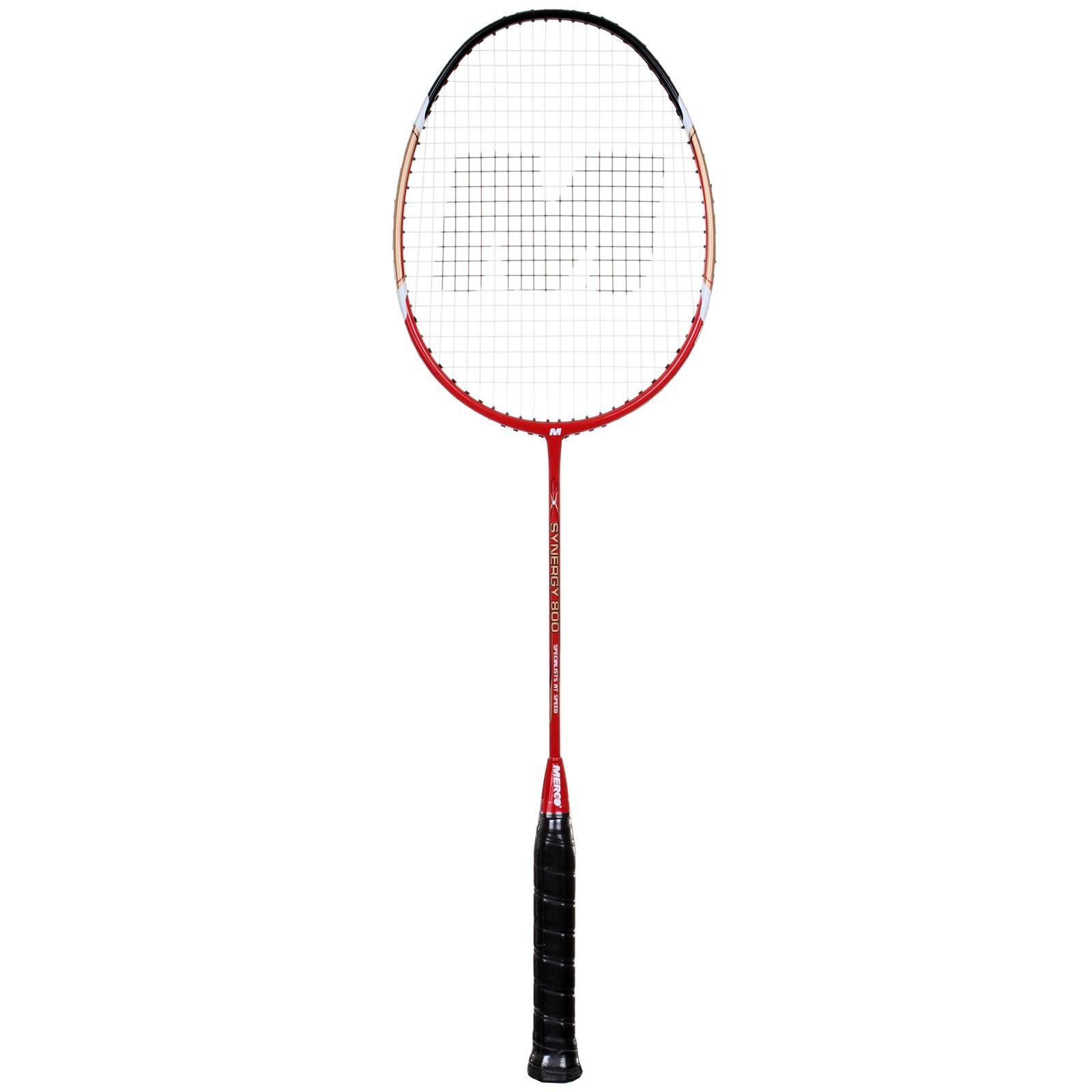 Badmintonová raketa MERCO Synergy 800