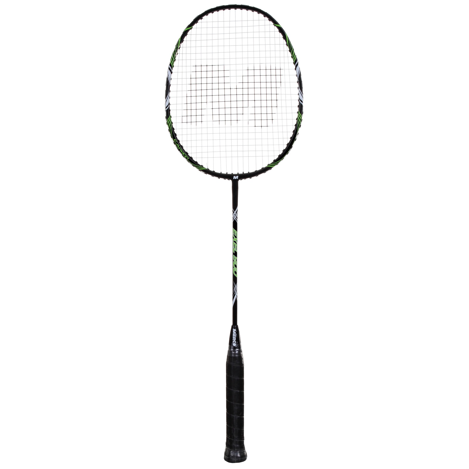Badmintonová raketa MERCO Exel 900