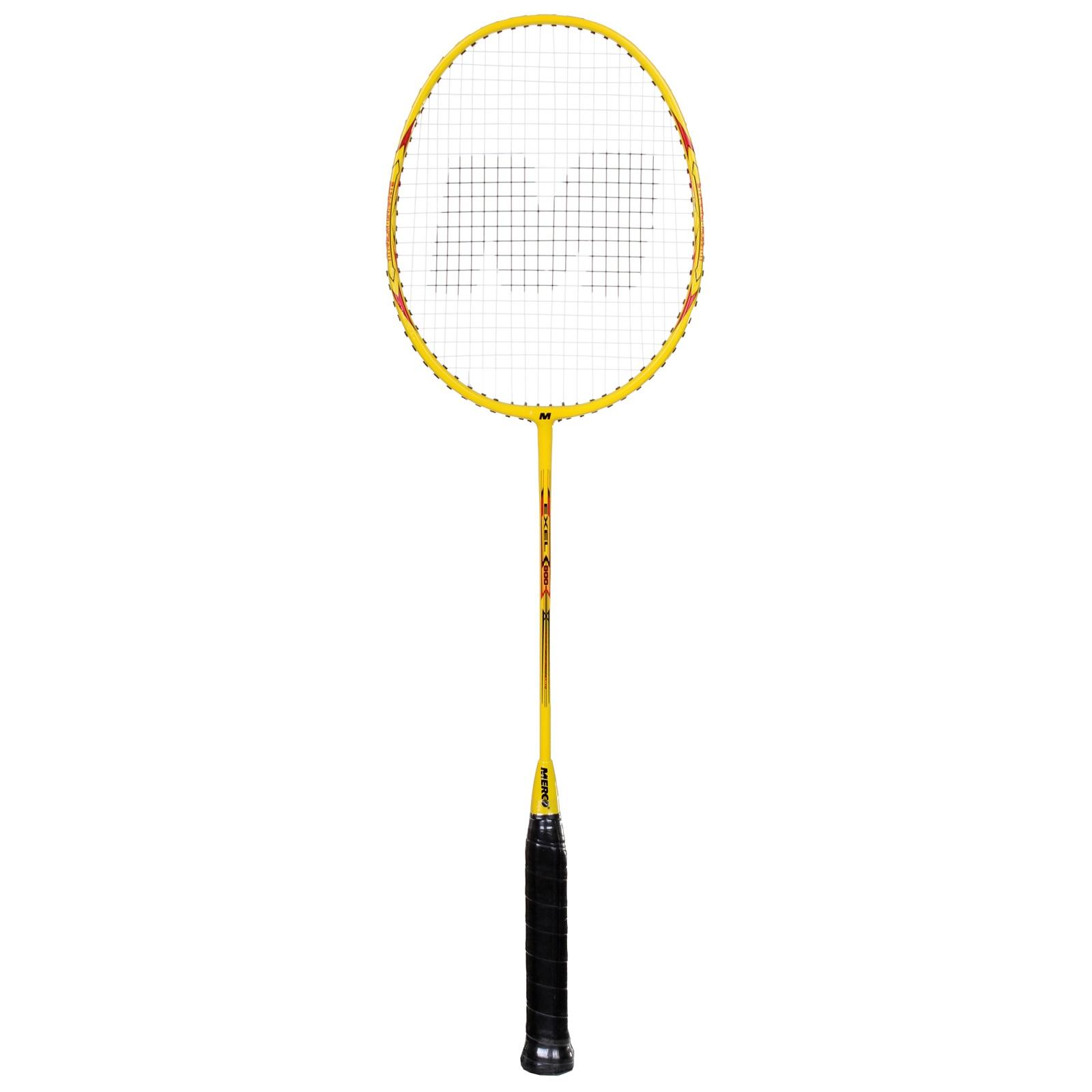 Badmintonová raketa MERCO Exel 800